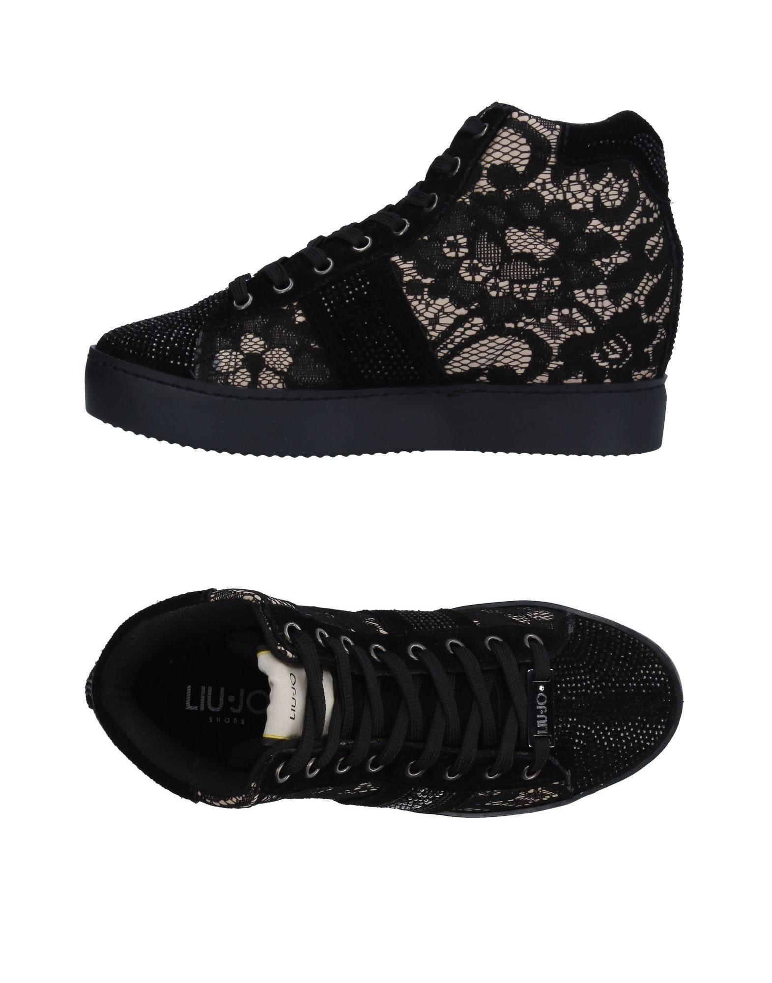 Baskets Liu •Jo Shoes Femme - Baskets Liu •Jo Shoes Noir Réduction de prix saisonnier, remise
