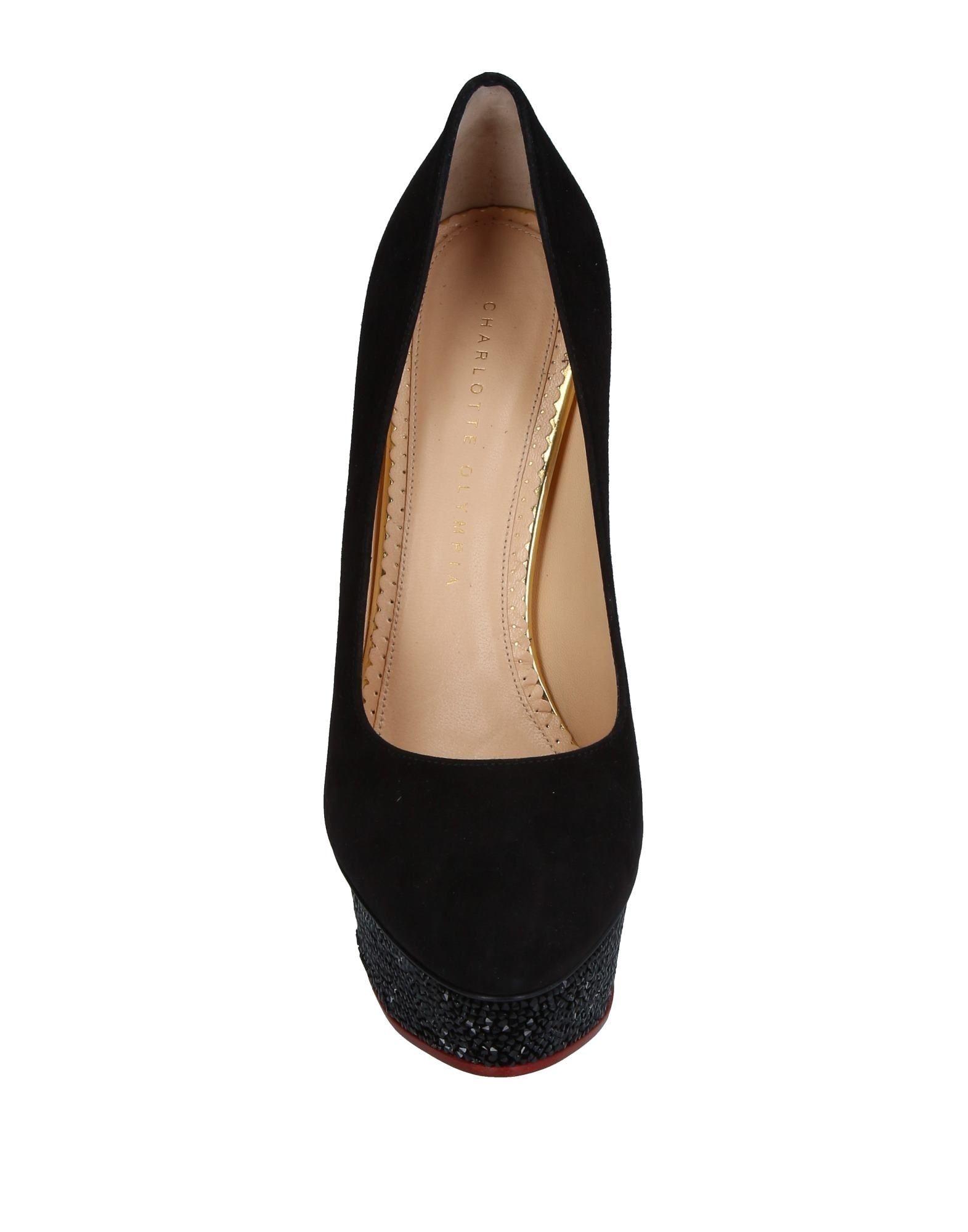 Charlotte Olympia Pumps Damen aussehende  11275551PAGünstige gut aussehende Damen Schuhe 19ee66