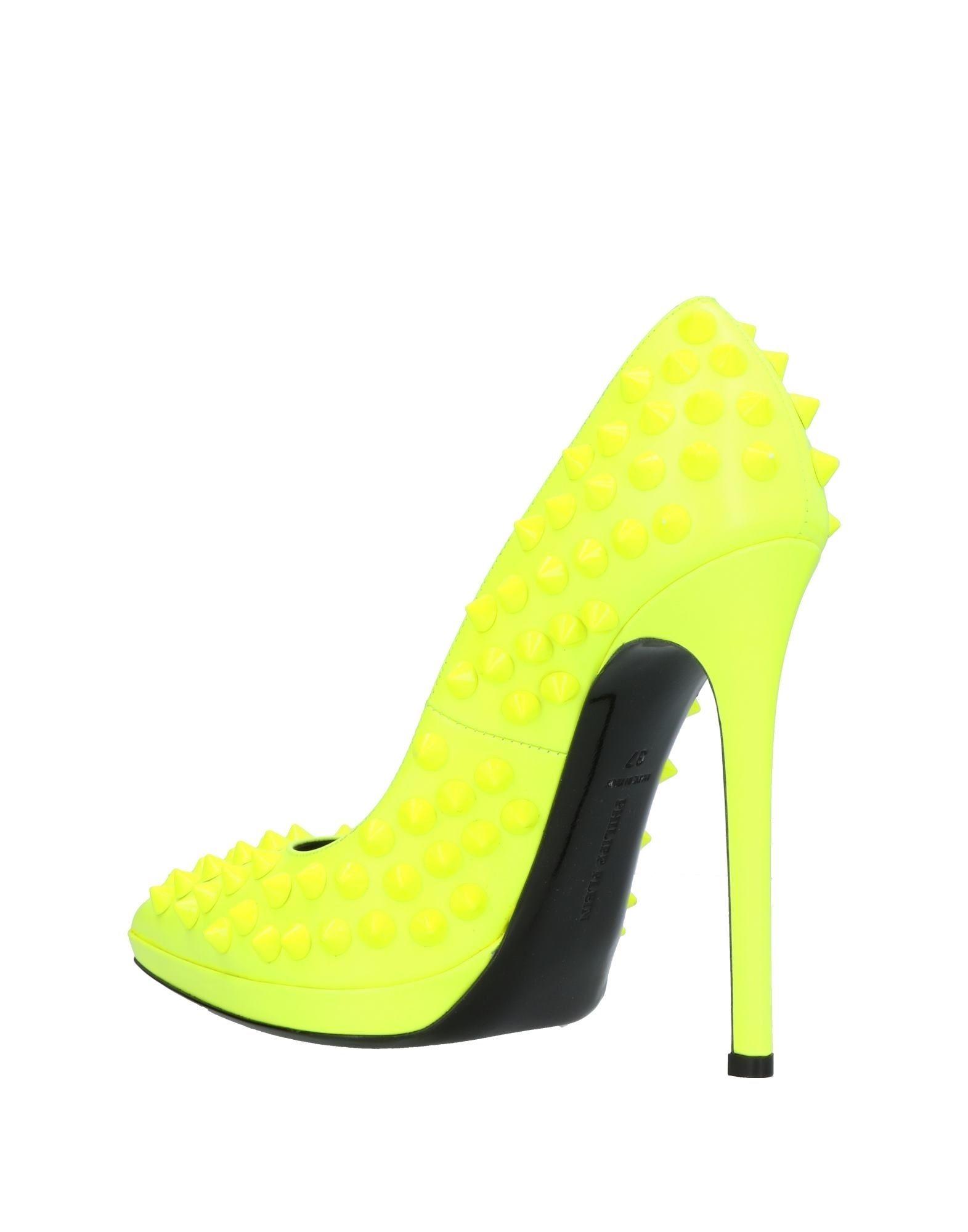 Philipp  Plein Pumps Damen  Philipp 11275589PFGünstige gut aussehende Schuhe 2598e6