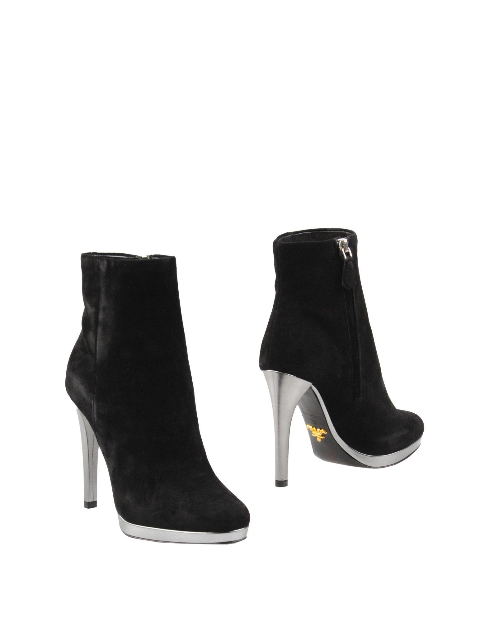 Prada Ankle Ankle Boot - Women Prada Ankle Ankle Boots online on  United Kingdom - 11276289JE 9ea9f5