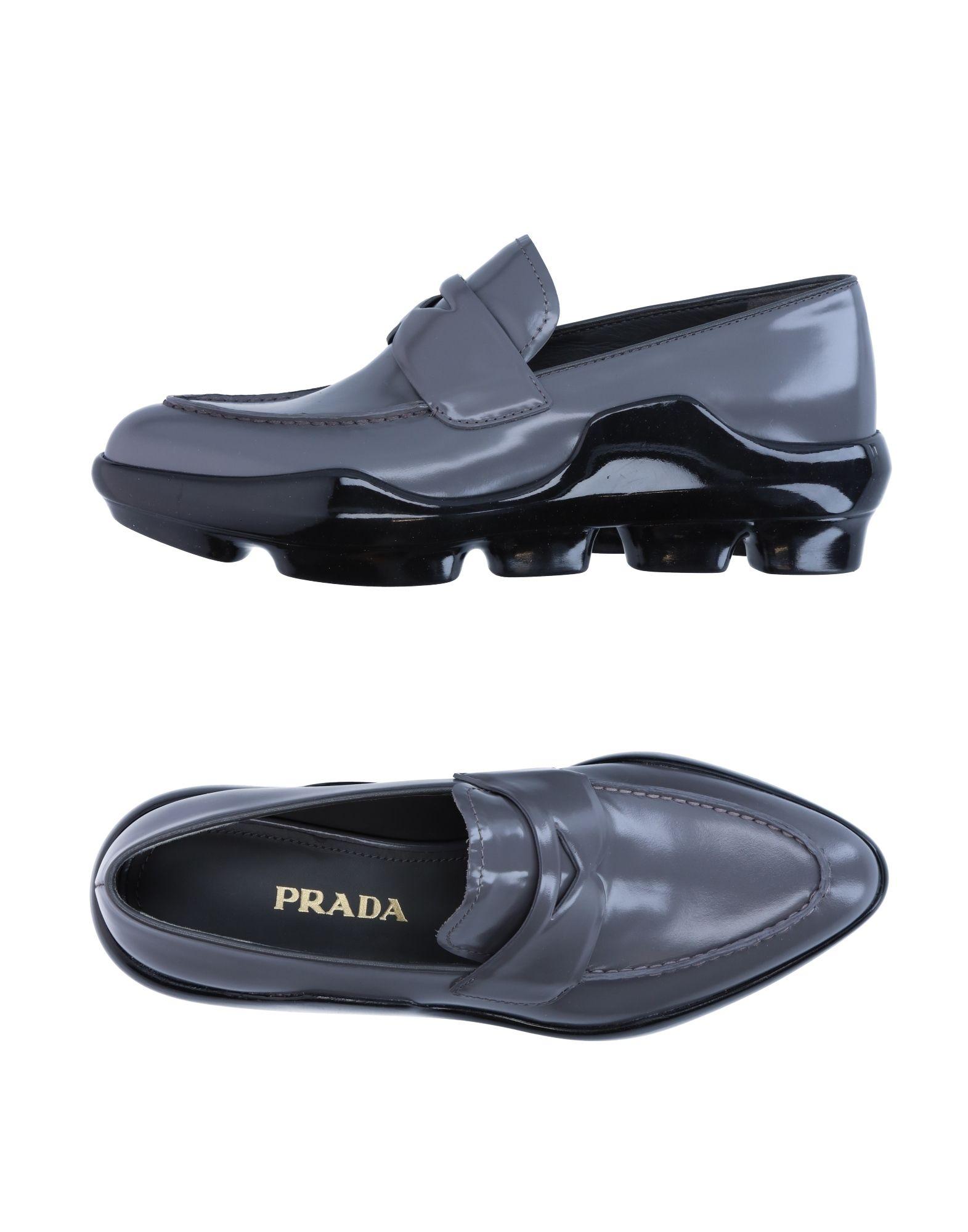 Prada Mokassins Damen  Heiße 11276302GG Heiße  Schuhe f5f0b9