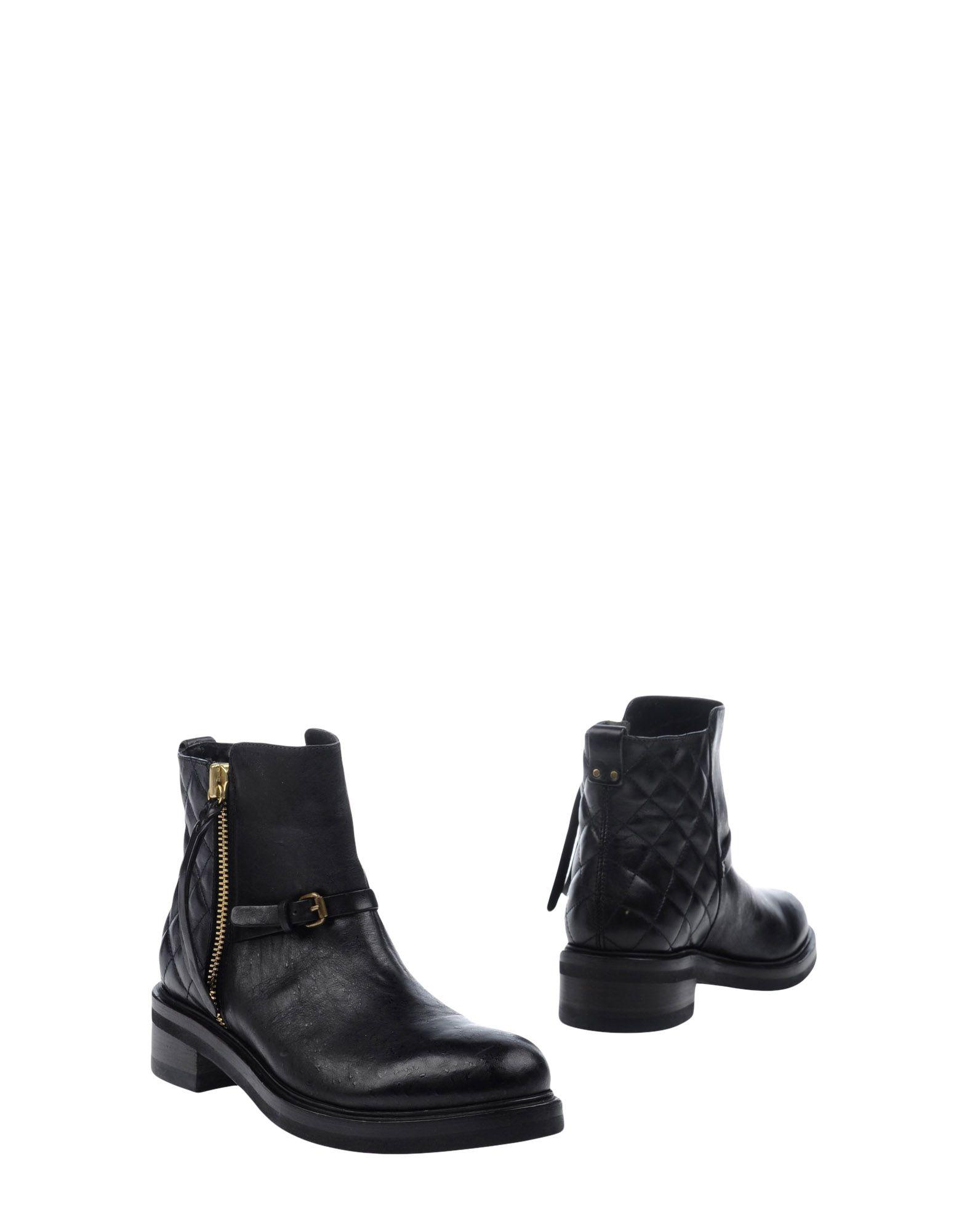 Rabatt Schuhe Buttero® Stiefelette Damen  11276404RM