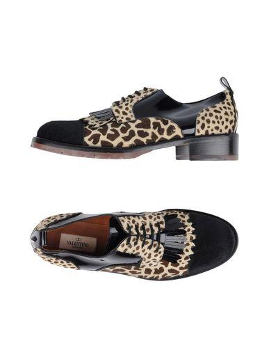 À Garavani Lacets Valentino Beige Chaussures qB0RRx7