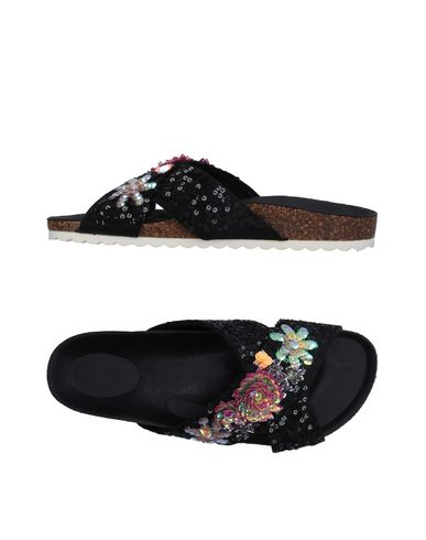 TWIN-SET Simona Barbieri Flip flops free shipping visa payment outlet get authentic zNrcpo