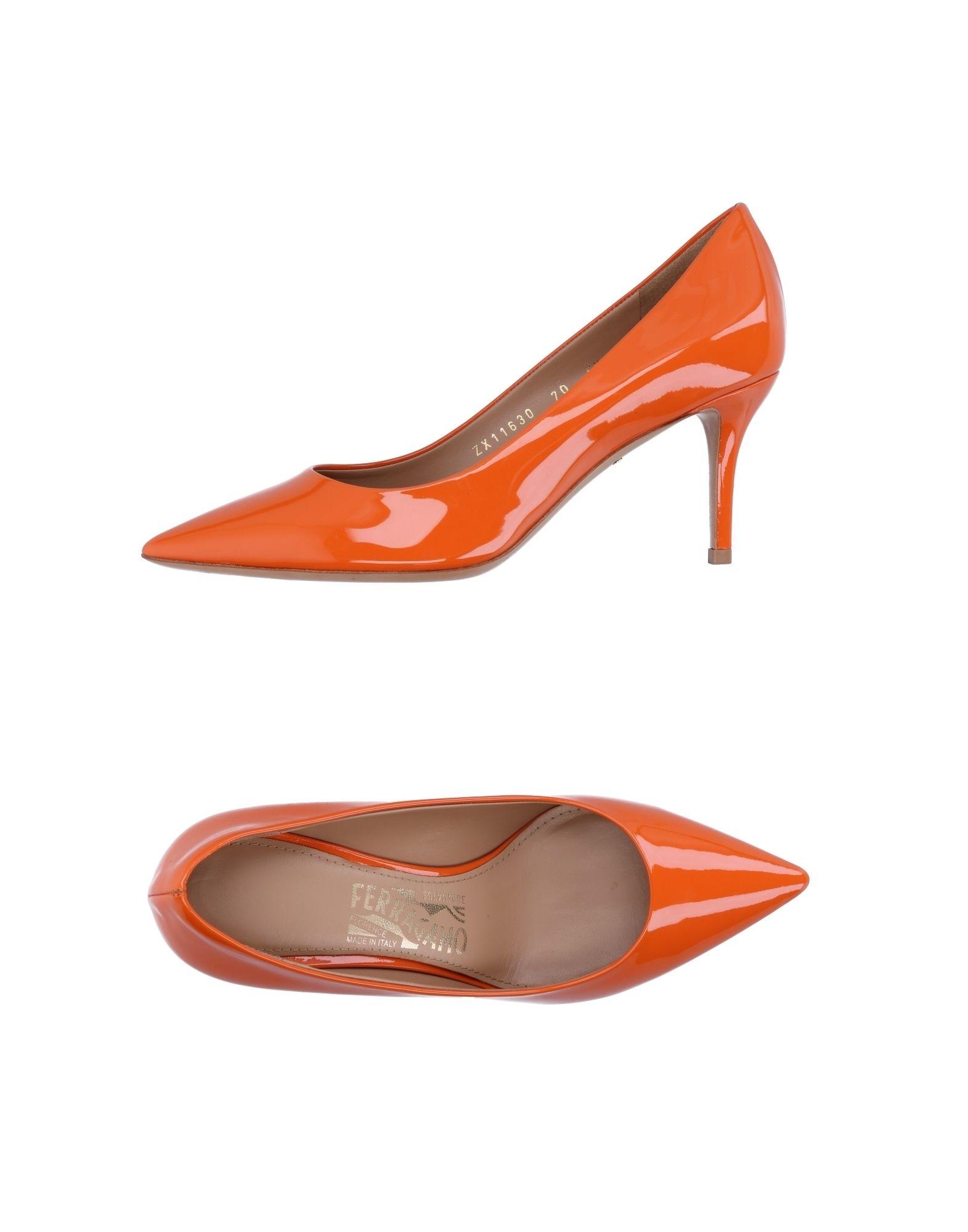 Rabatt Schuhe Salvatore Ferragamo Pumps Damen  11277270MO