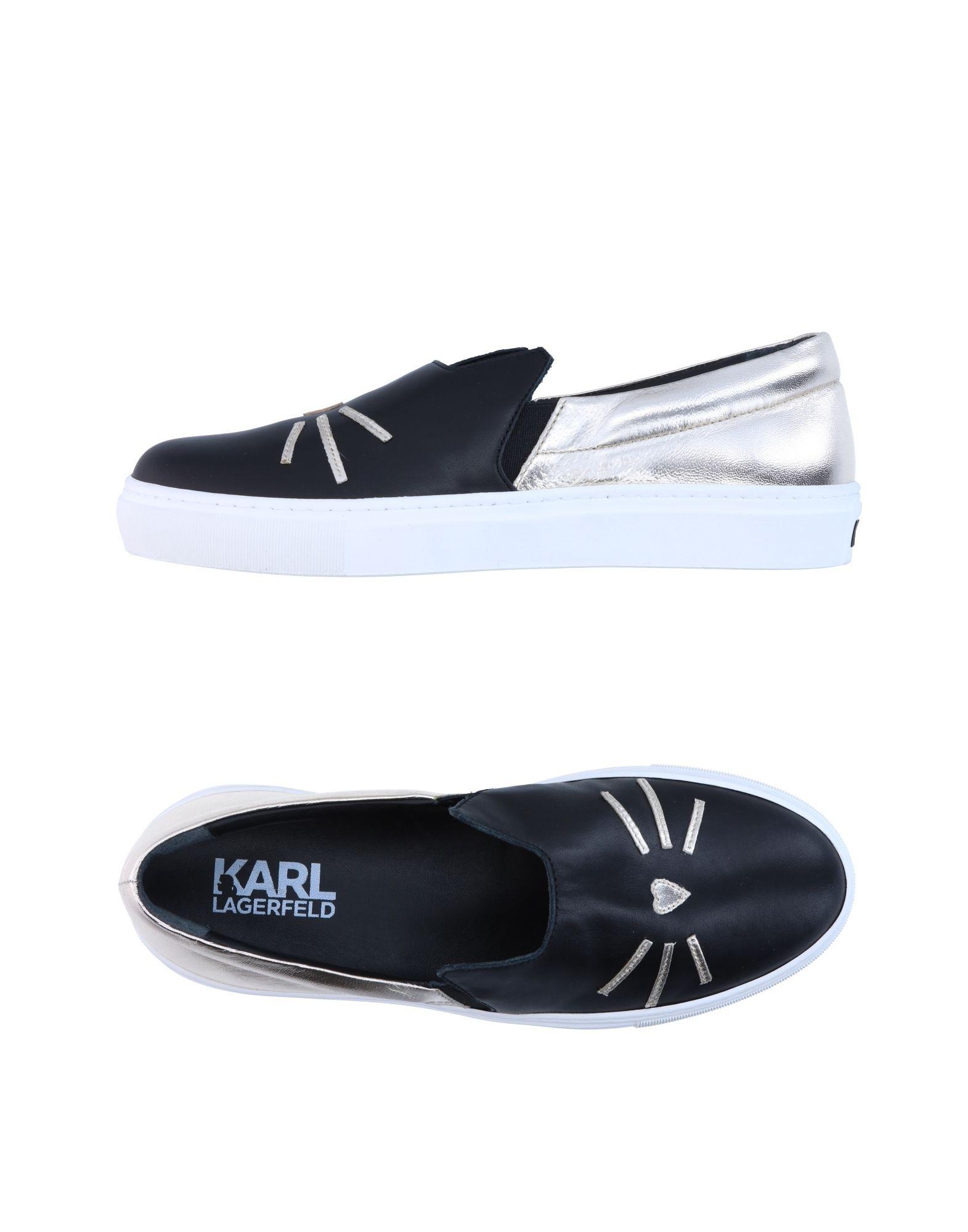 Stilvolle billige Schuhe Karl Lagerfeld Sneakers Damen  11277451PD