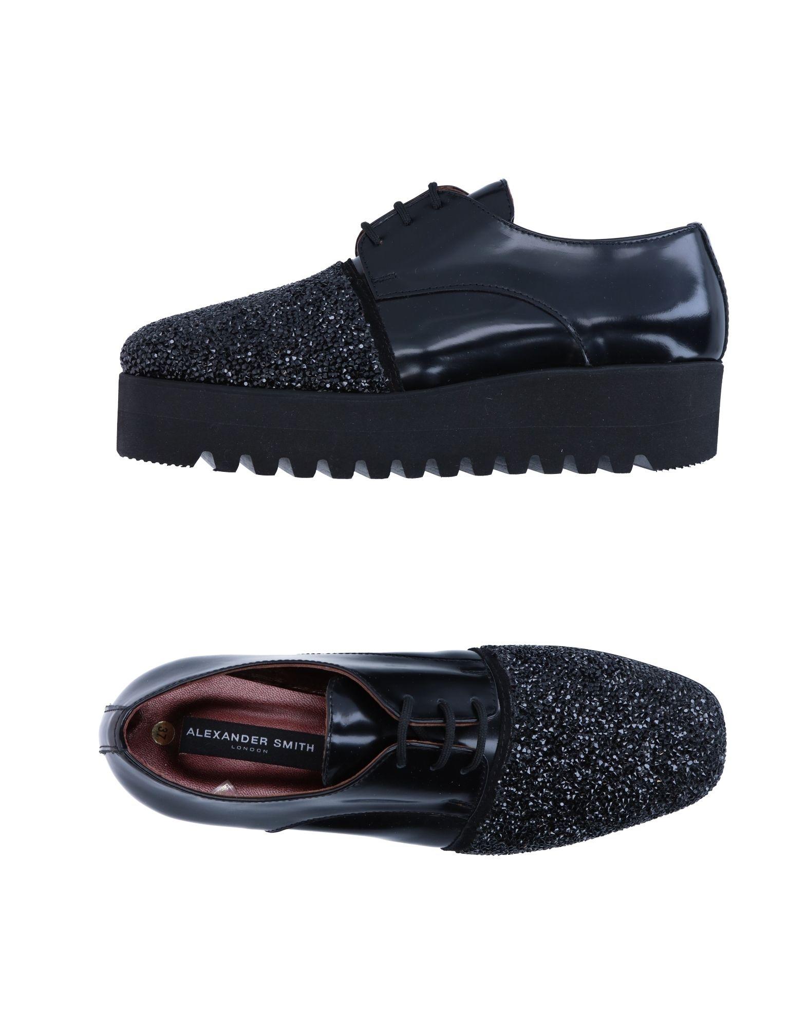 Stilvolle billige Schuhe Alexander Smith Schnürschuhe Damen  11277461VG