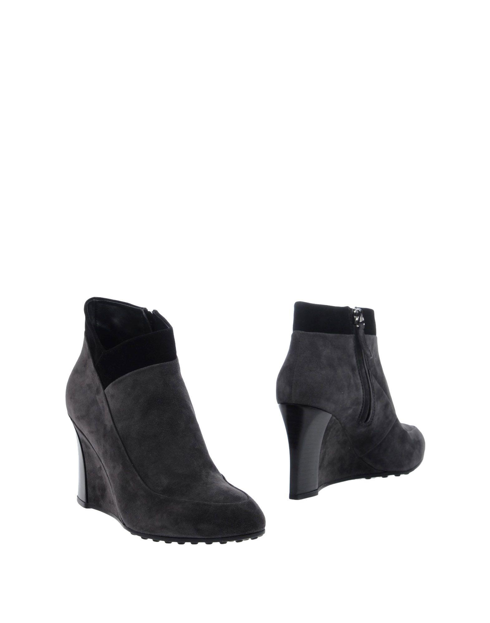 Tod's Stiefelette Damen  11277504EDGünstige gut aussehende Schuhe