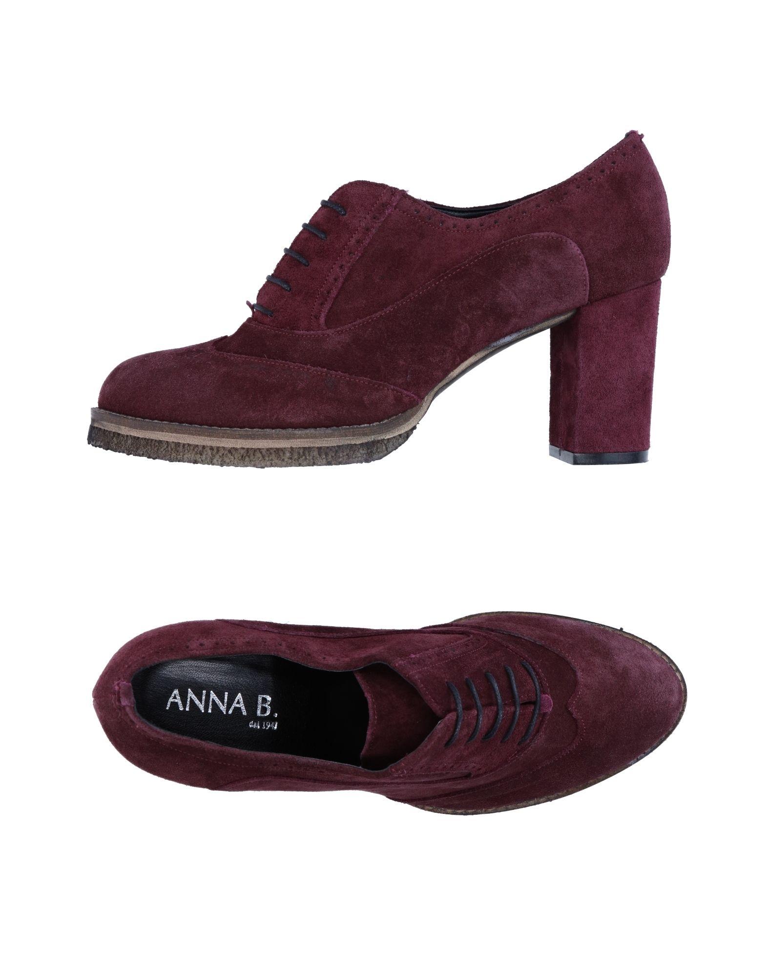 FOOTWEAR - Lace-up shoes Anna B. Dal 1943 F465zdZ