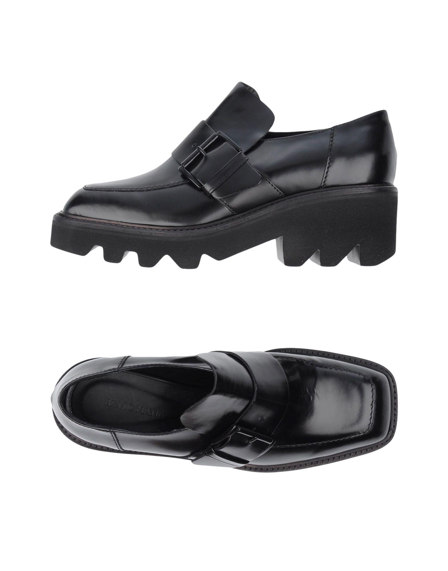 87 Vic Matiē Mokassins strapazierfähige Damen  11277587DEGut aussehende strapazierfähige Mokassins Schuhe 8bb634
