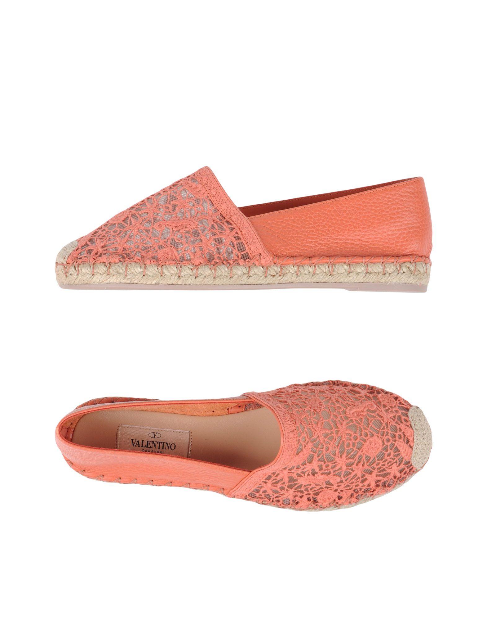 Rabatt Schuhe Valentino Garavani Espadrilles Damen  11277716XE