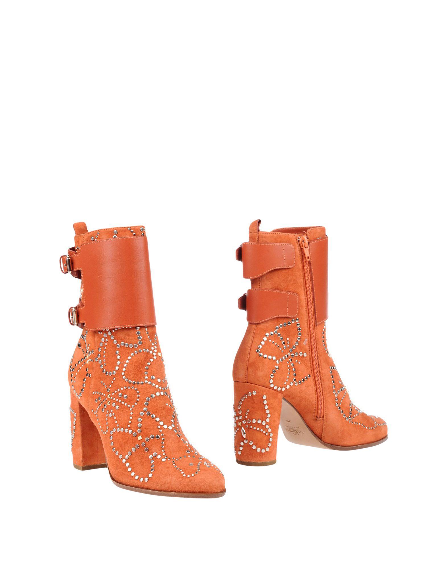 Valentino Garavani gut Stiefelette Damen  11277737NRGünstige gut Garavani aussehende Schuhe 978bd0