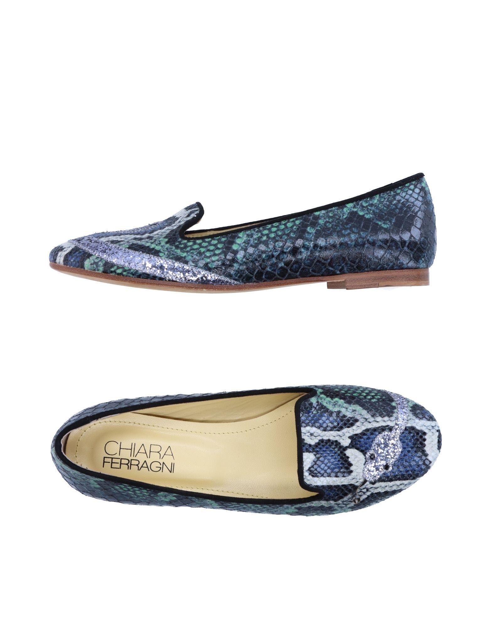 Gut um billige Schuhe zu tragenChiara 11277750ML Ferragni Mokassins Damen  11277750ML tragenChiara ea7f1c