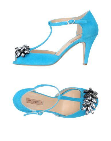 Gaia Dette Sandal gratis frakt samlinger engros-pris online Orange 100% Original gå online ZNFOZ3UD