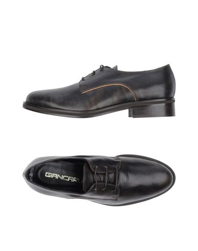 Zapato De - Cordones Giancarlo Paoli Mujer - De Zapatos De Cordones Giancarlo Paoli - 11278393RA Café 4ef943