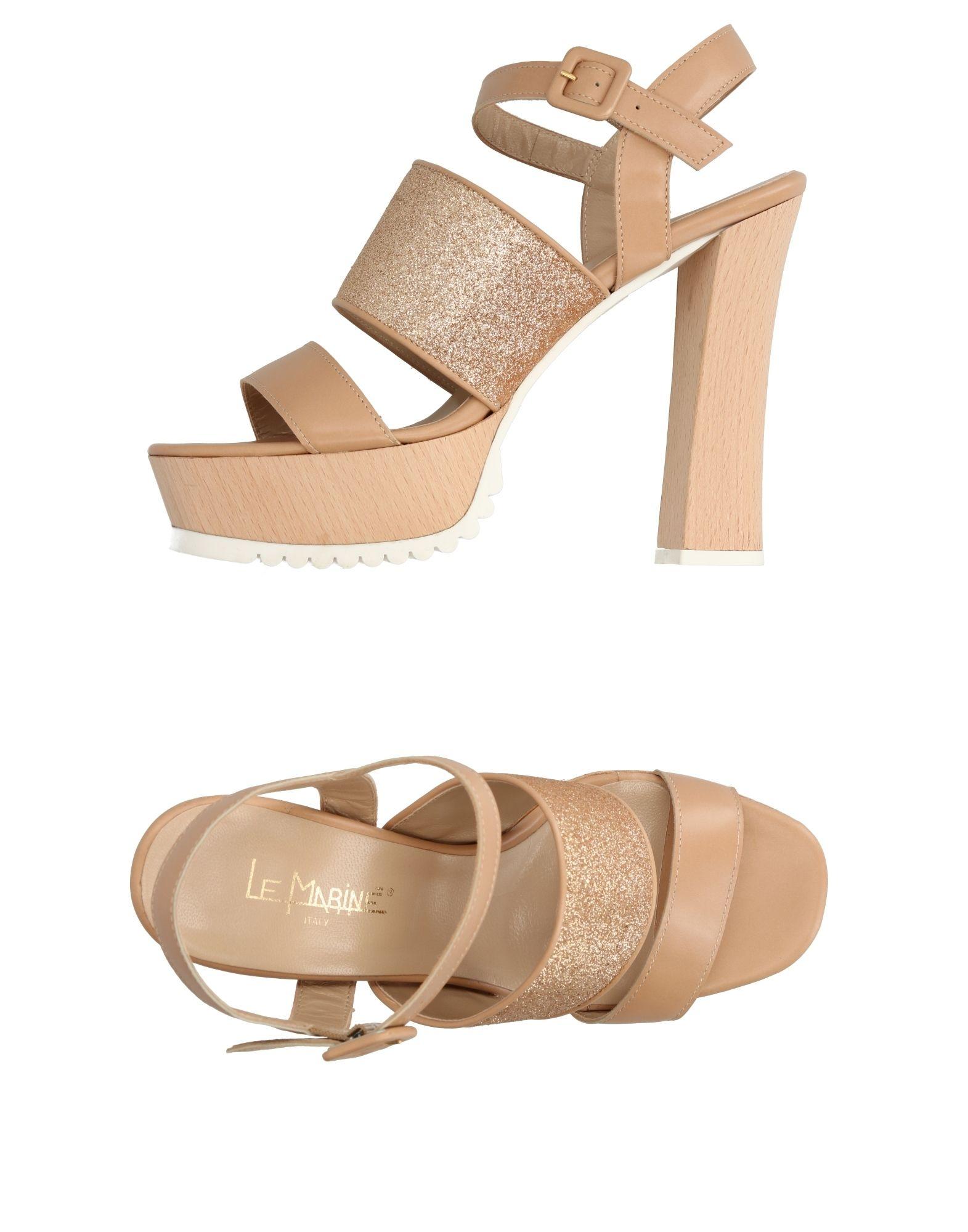Le Marinē Sandalen Damen  11278404KM Gute Qualität beliebte Schuhe
