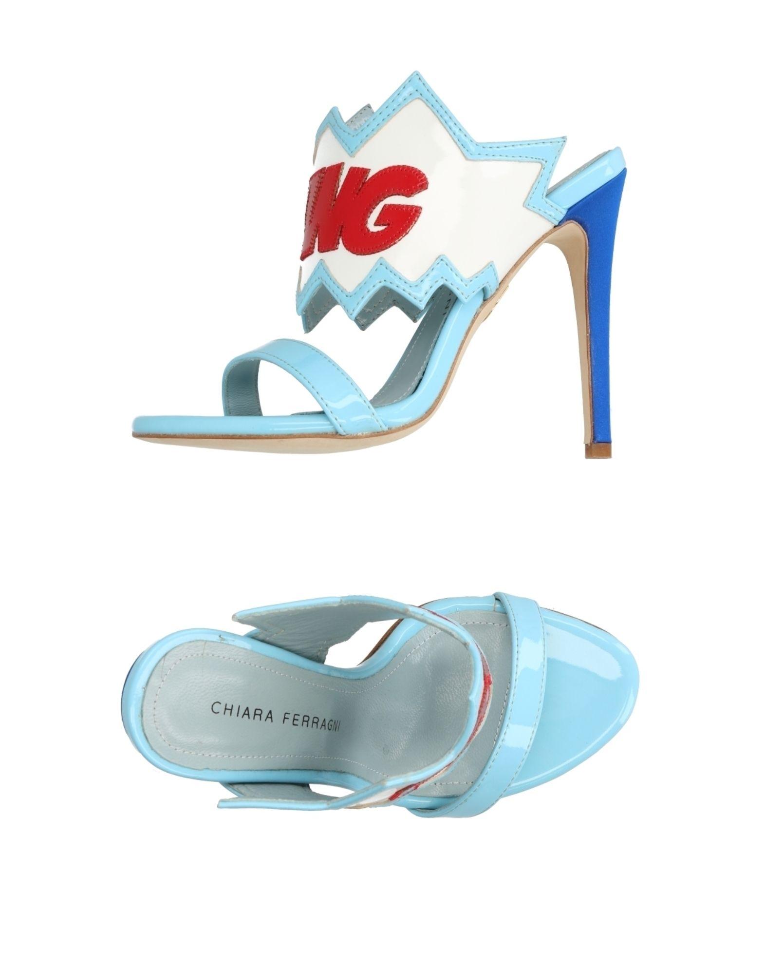 Chiara Ferragni Sandalen Damen  11278585RF Gute Qualität beliebte Schuhe
