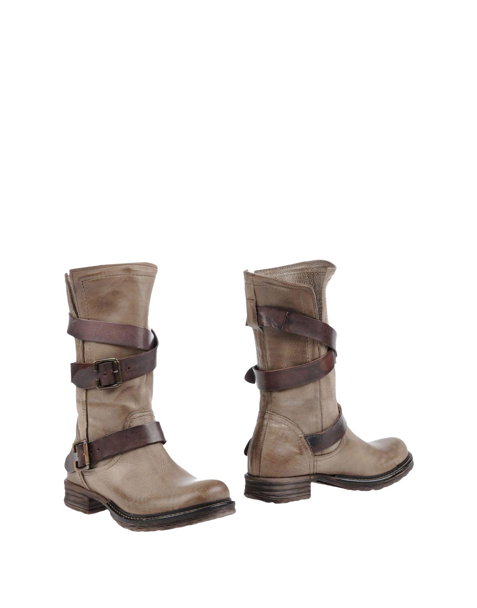 Gut um billige Schuhe zu tragenAmust Stiefelette Damen  11278681OS