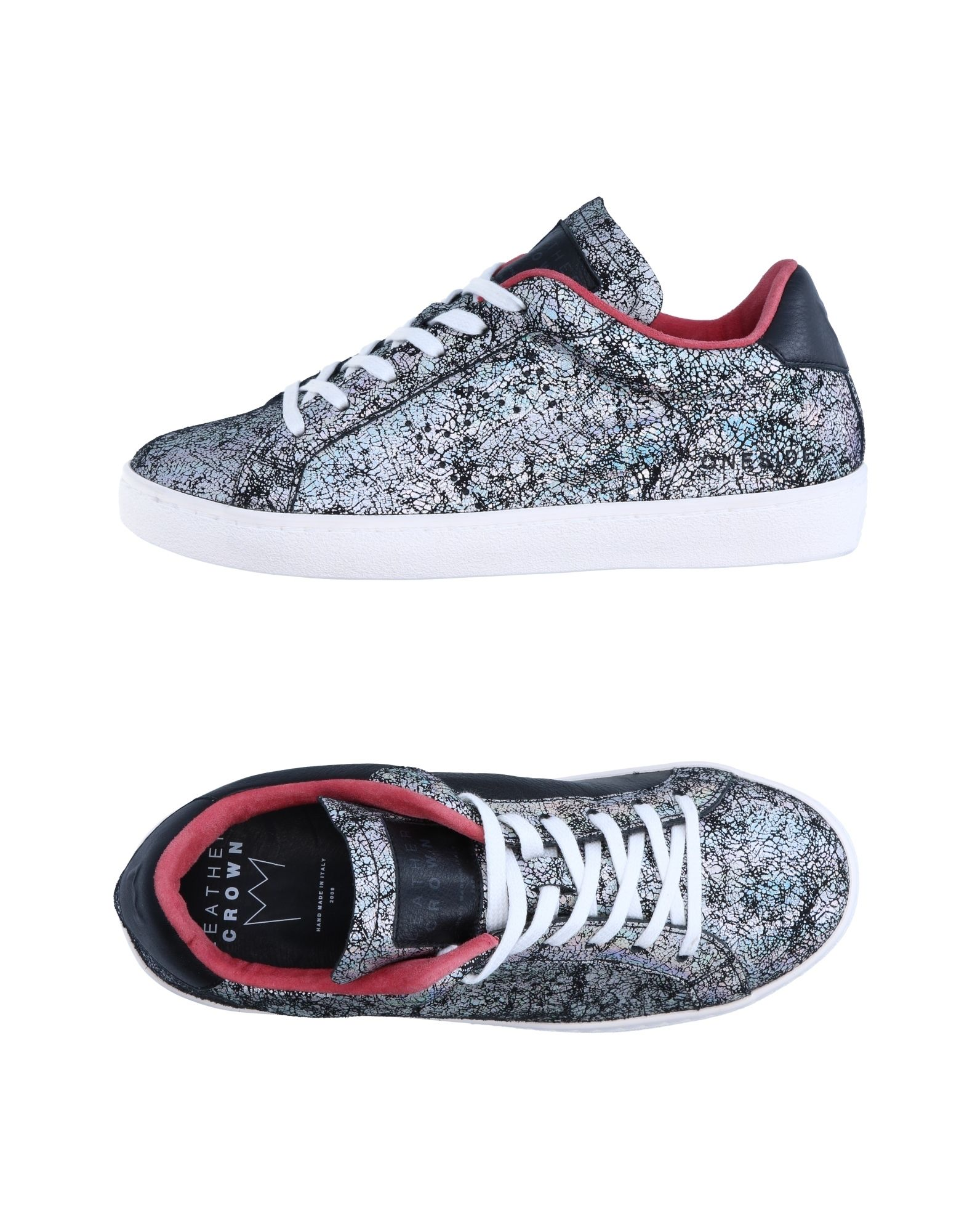 Leather Crown Sneakers Damen  11279000CV Gute Qualität beliebte Schuhe