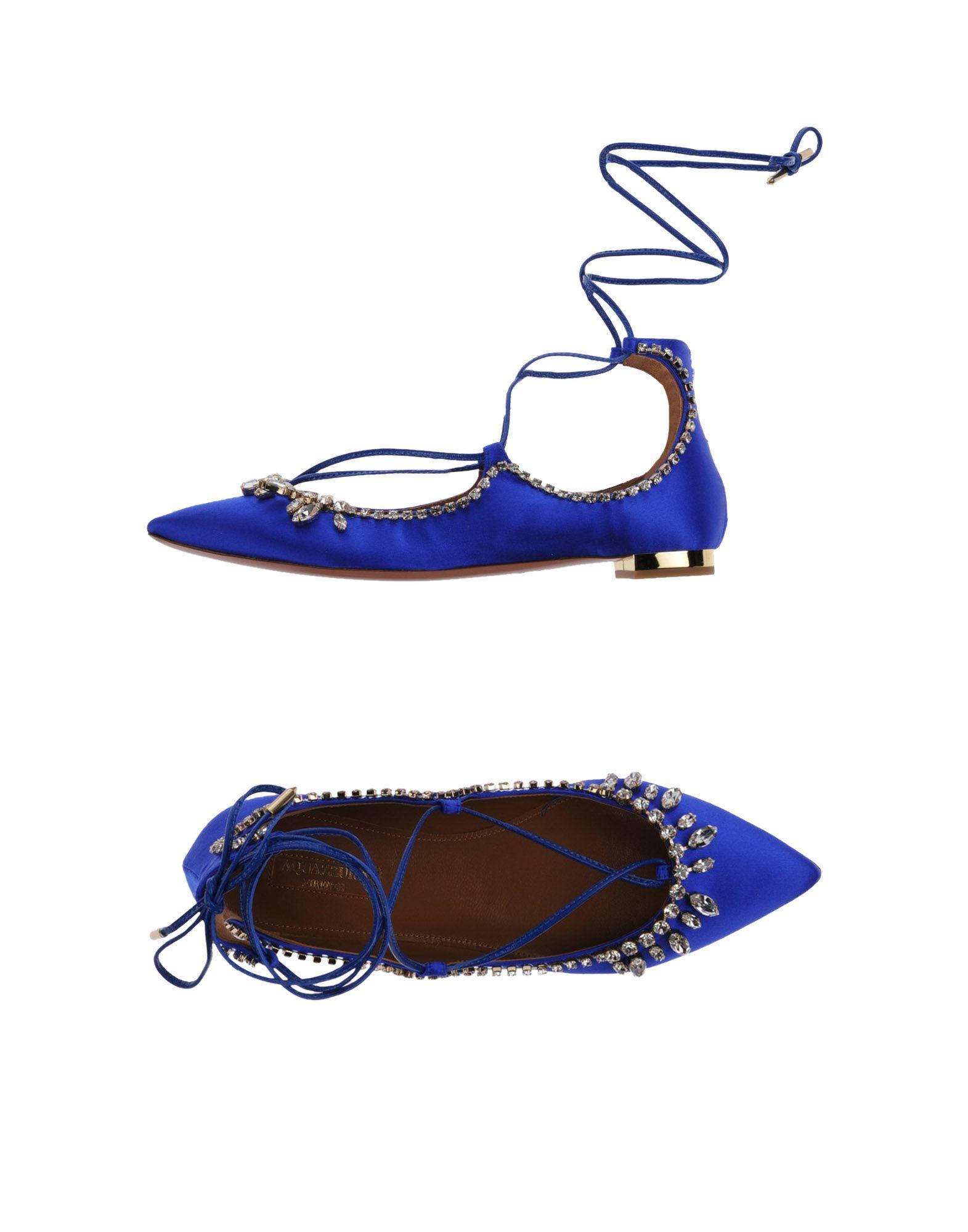 Ballerine Scarpe Aquazzura Donna - 11279022XW Scarpe Ballerine comode e distintive 09e296