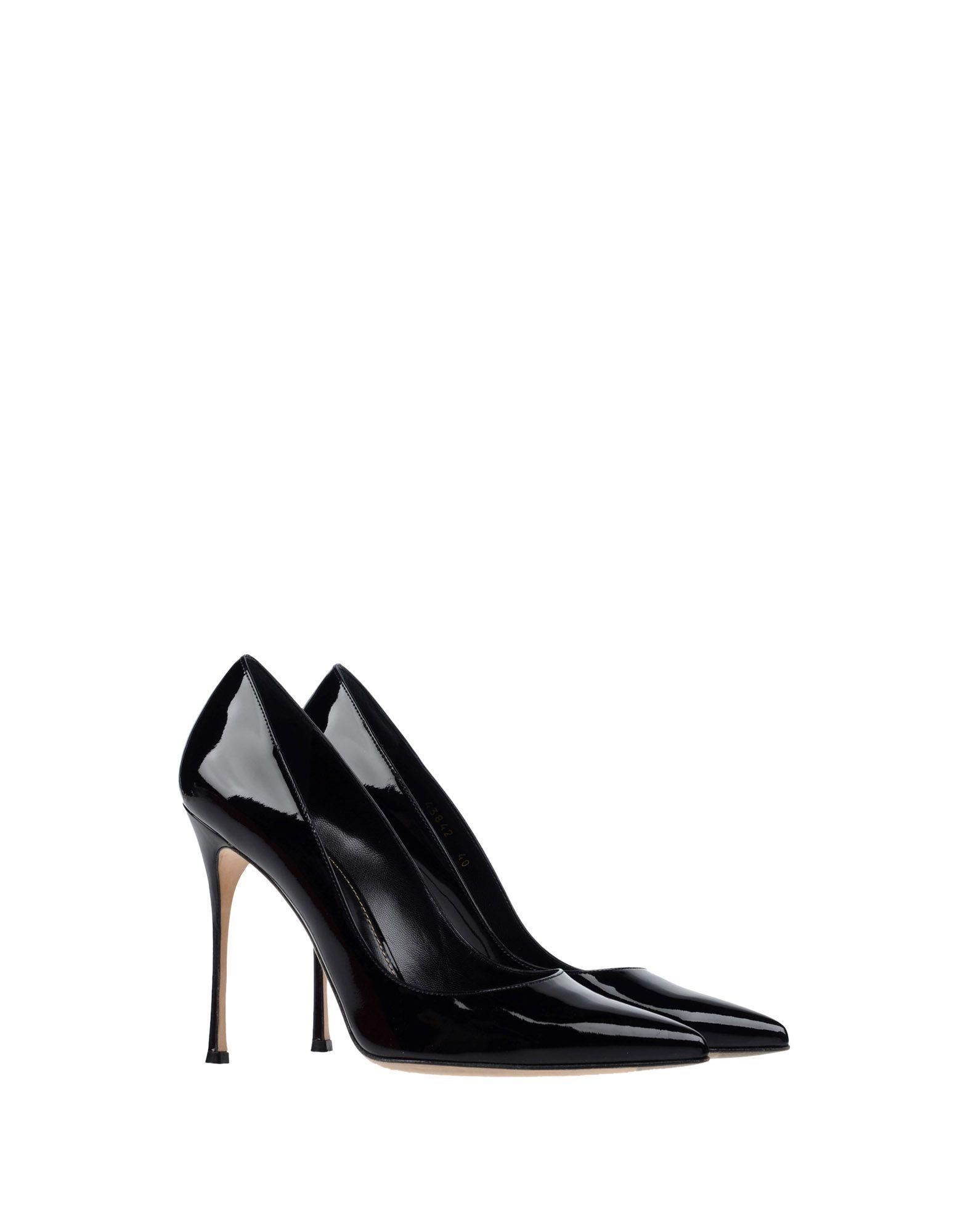 Sergio Rossi Pumps aussehende Damen  11279276AEGünstige gut aussehende Pumps Schuhe 1e86da