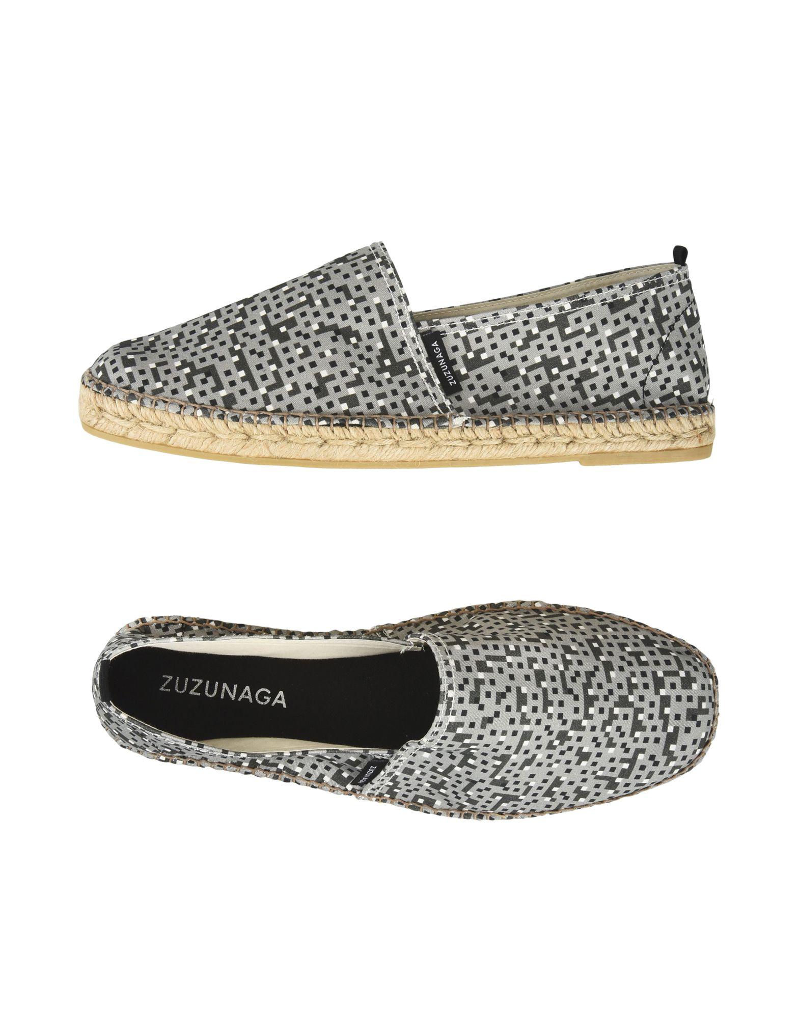 Rabatt echte Schuhe Zuzunaga Espadrilles Herren  11279325OV