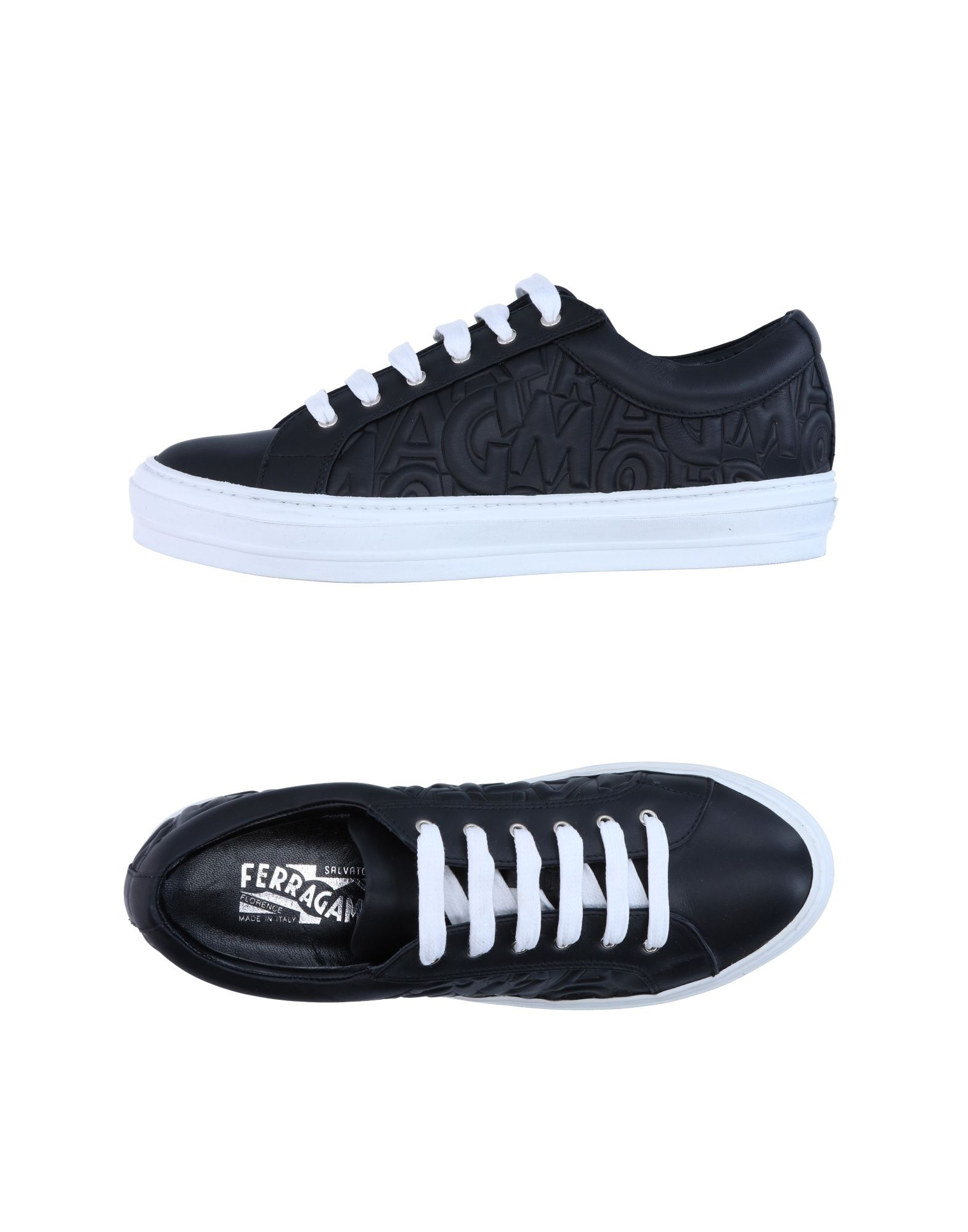 Salvatore Ferragamo Sneakers Damen  11279555VWGünstige gut aussehende Schuhe