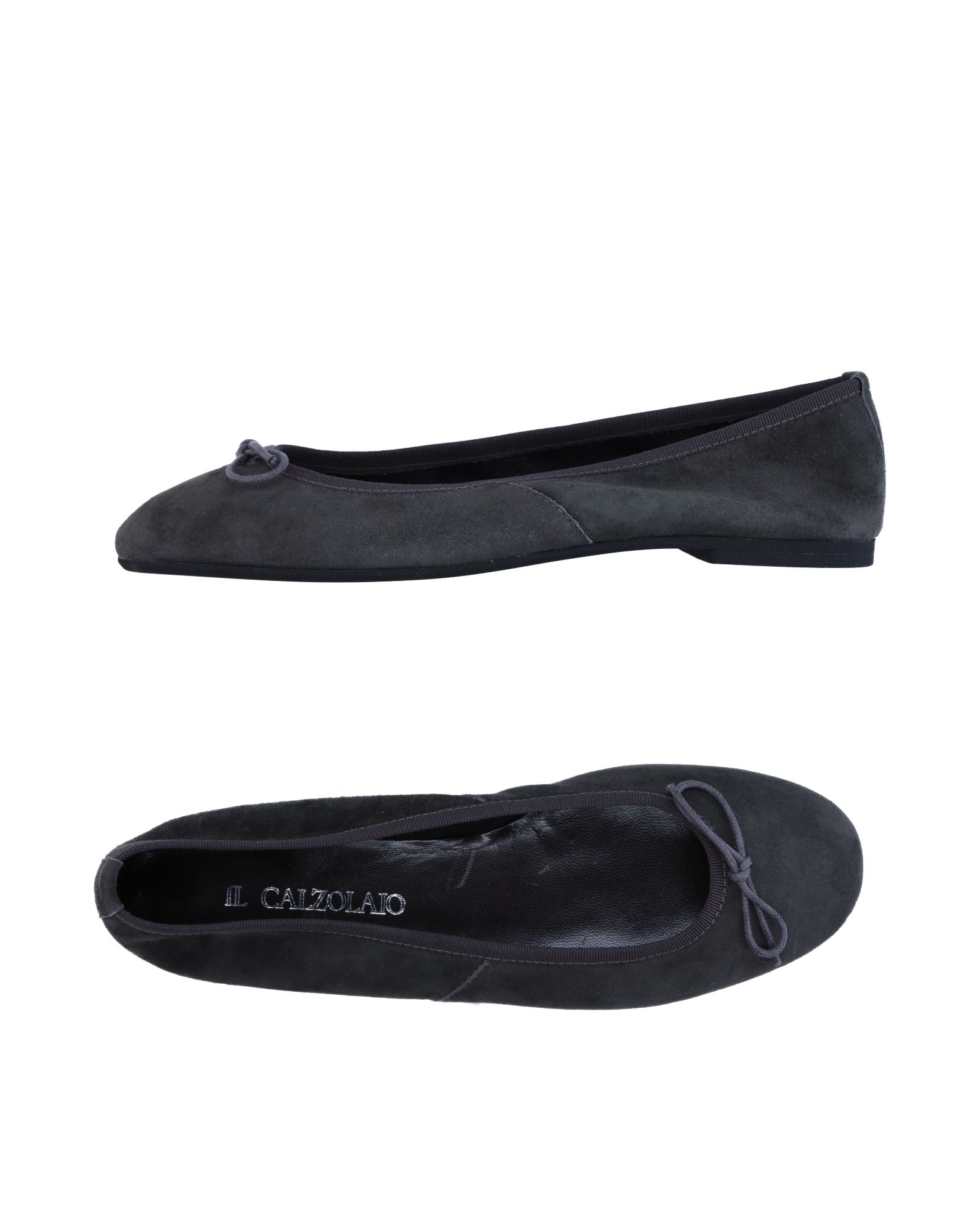 IL CALZOLAIO Ballet flats best seller for sale outlet locations sale best wholesale buy cheap discount free shipping wiki 2LgrS