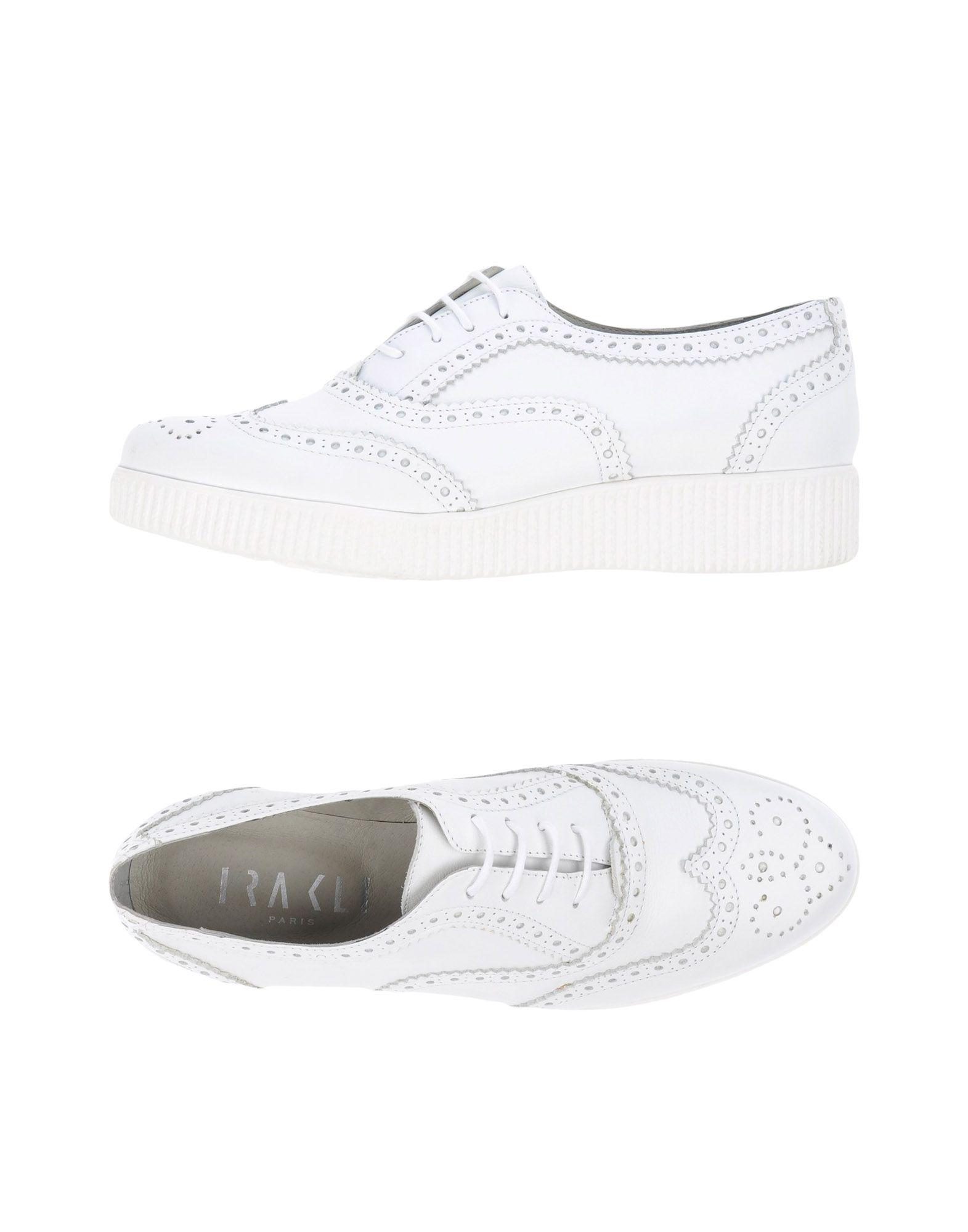 Gut um billige Schuhe  zu tragenIrakli Paris Schnürschuhe Damen  Schuhe 11279916XB 19ecaf