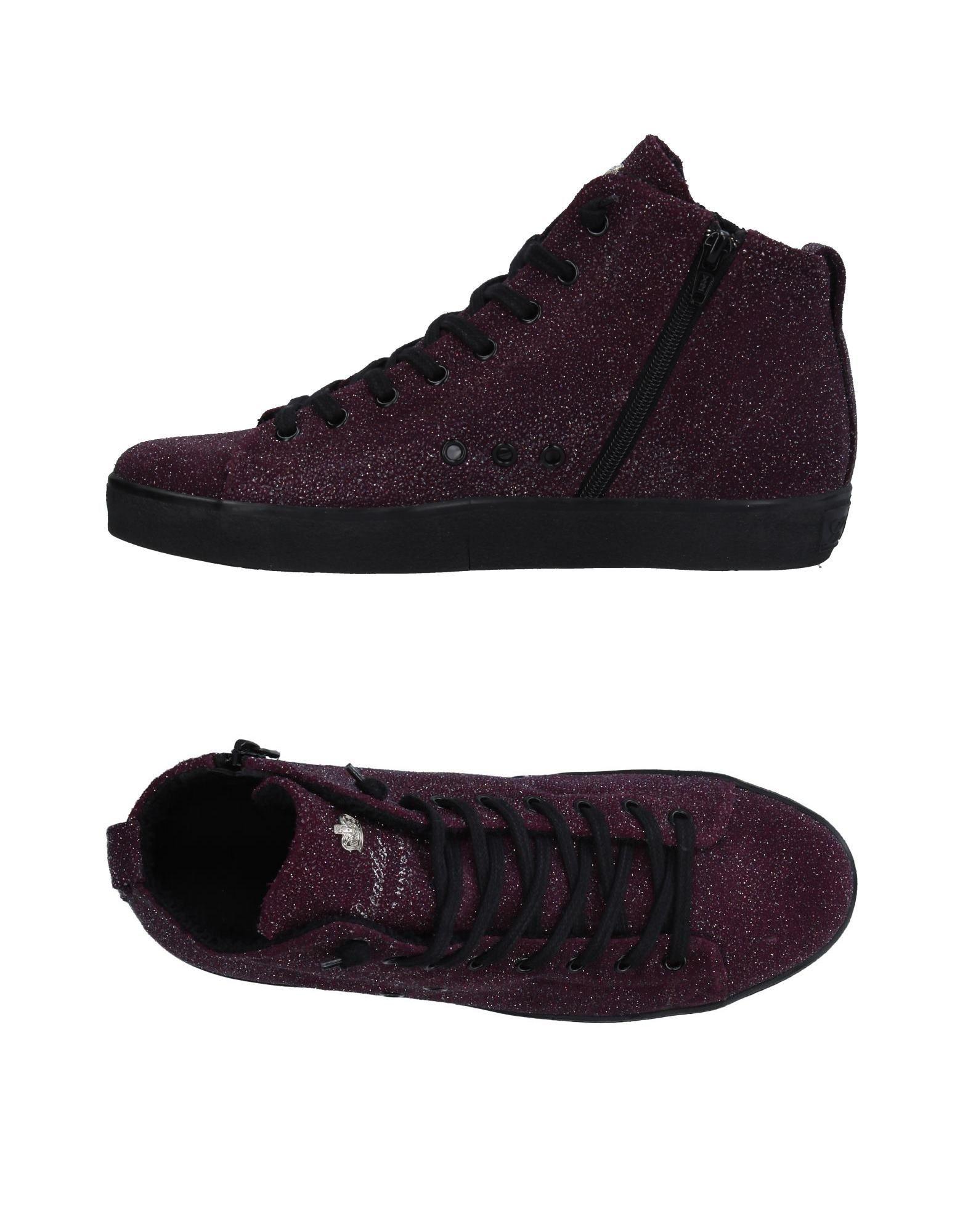 Leather Crown Sneakers Damen  11280171PL Gute Qualität beliebte Schuhe