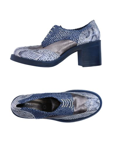 Zapato De Cordones Ebarrito Mujer - Zapatos - De Cordones Ebarrito - Zapatos 11280227SC Azul marino e2941a