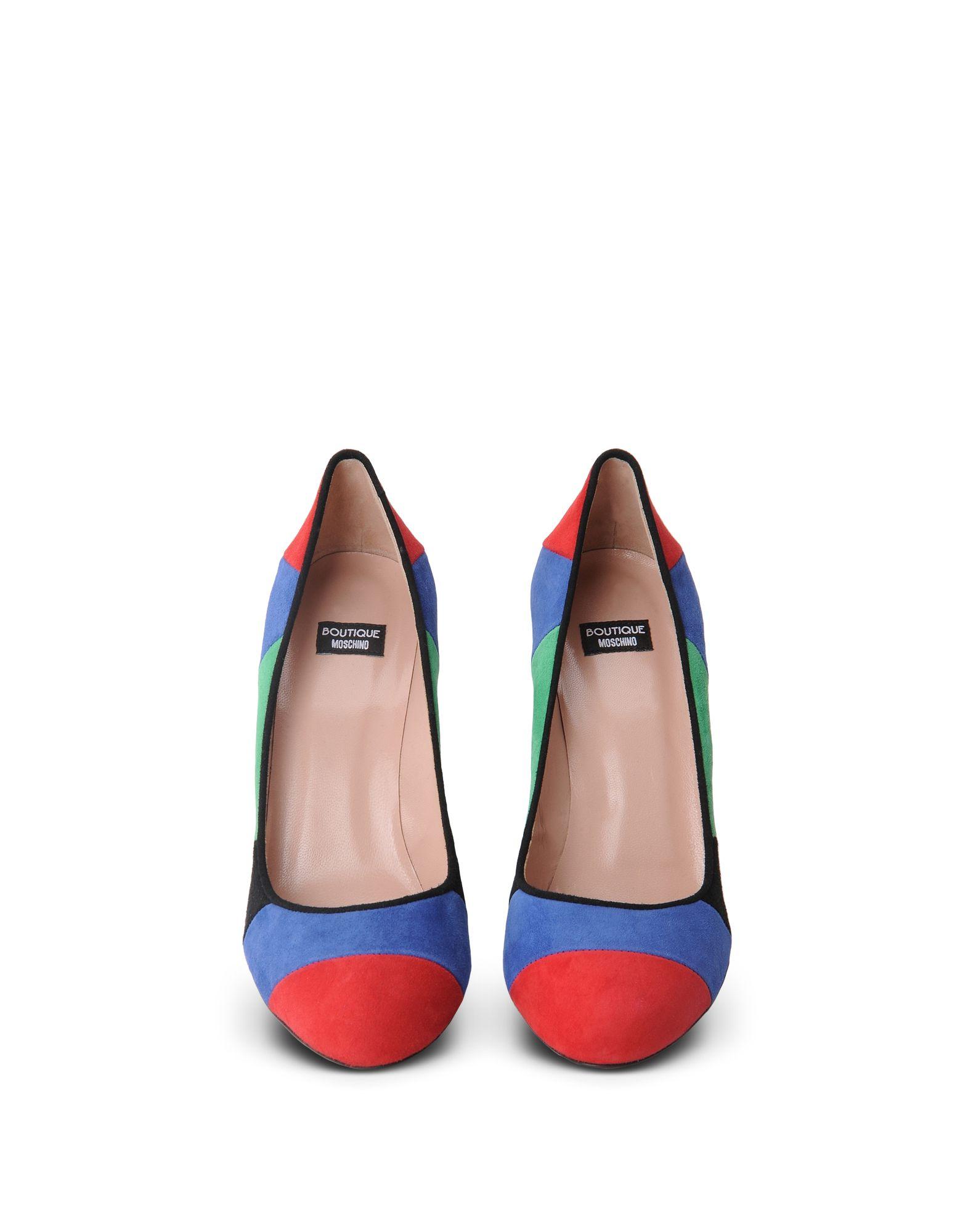 Rabatt Schuhe Pumps Boutique Moschino Pumps Schuhe Damen  11280531CG db25da