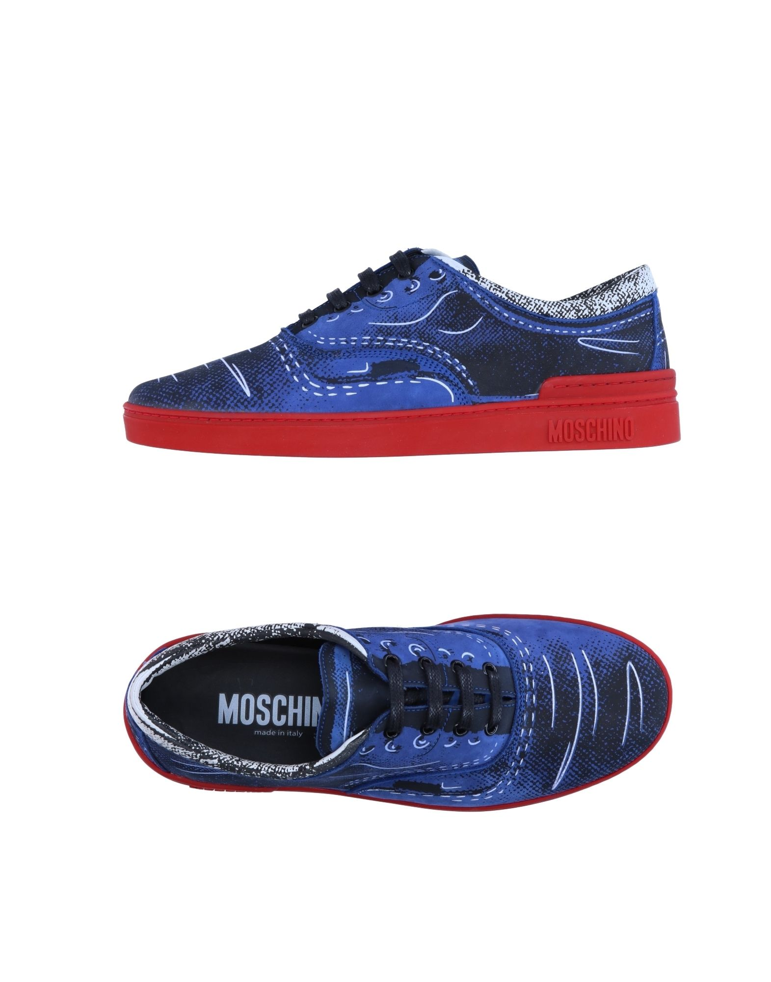 Moschino Sneakers - Men Moschino Moschino Moschino Sneakers online on  Canada - 11280540QS cf27fa