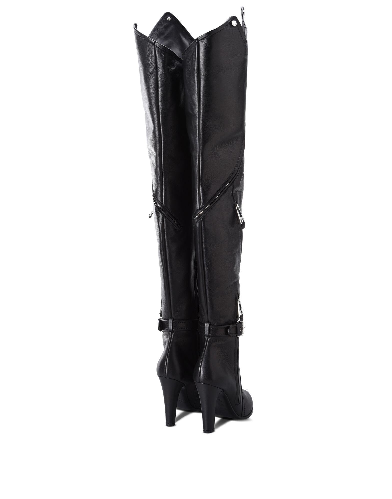 Haltbare Mode billige Schuhe Moschino Stiefel Damen  11280647FS Heiße Schuhe