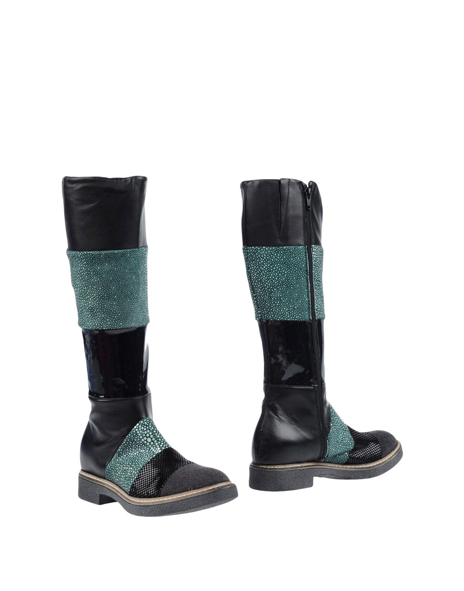 Ebarrito Stiefel Damen  11280684JQ Gute Qualität beliebte Schuhe