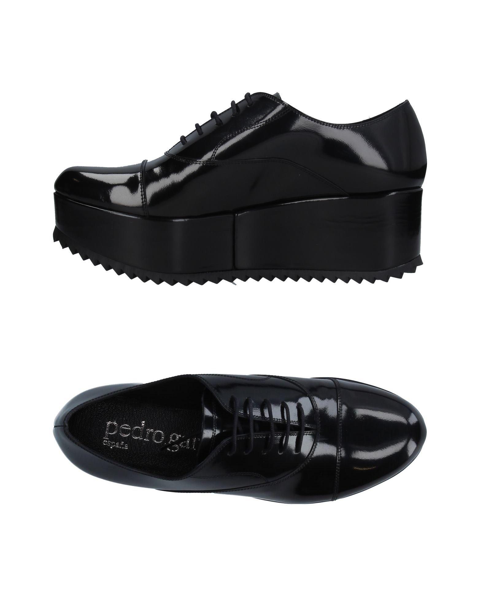 Rabatt Schuhe Pedro García Schnürschuhe Damen  11280746UG