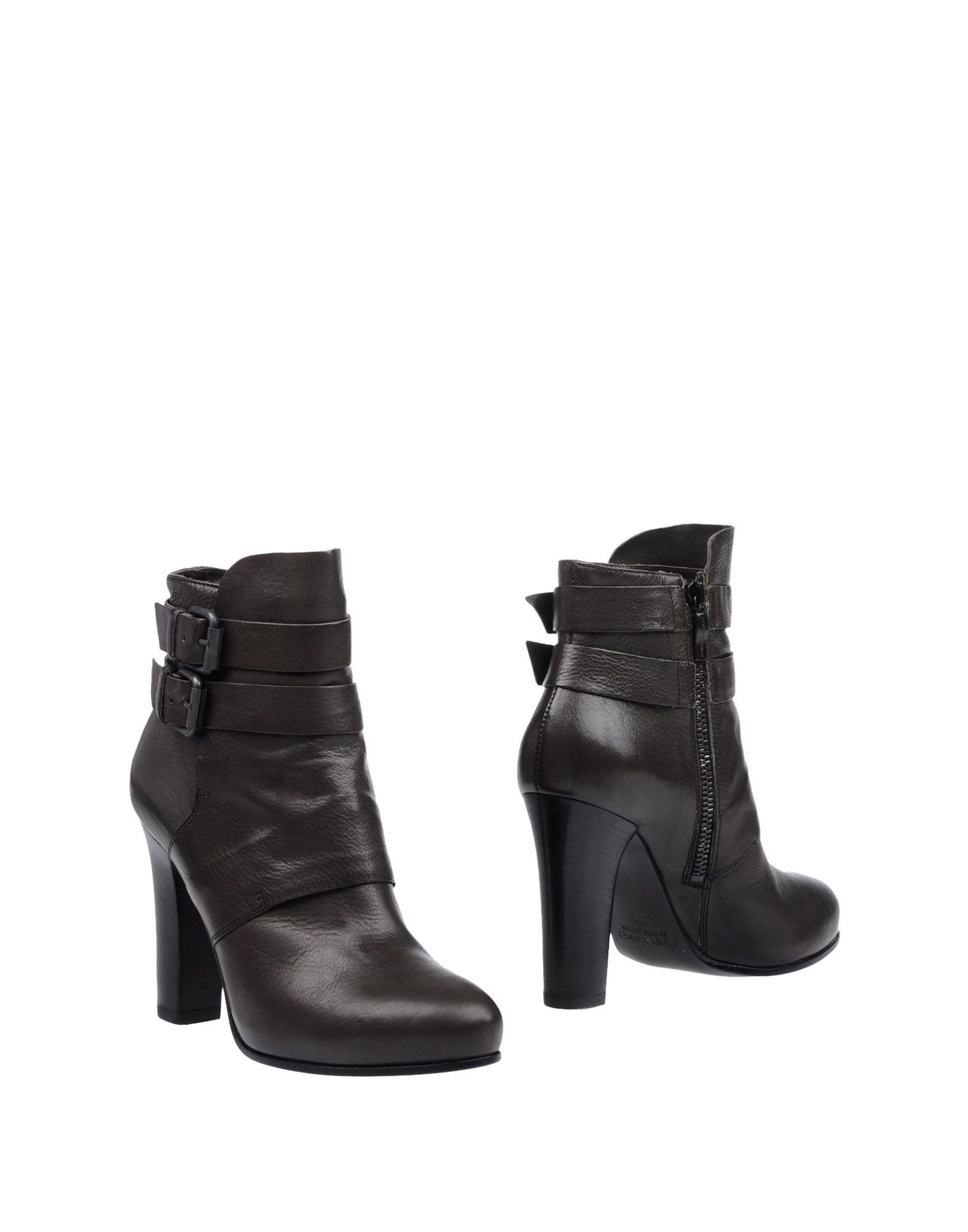 Janet & Janet Stiefelette Damen  11280882SK Gute Qualität beliebte Schuhe