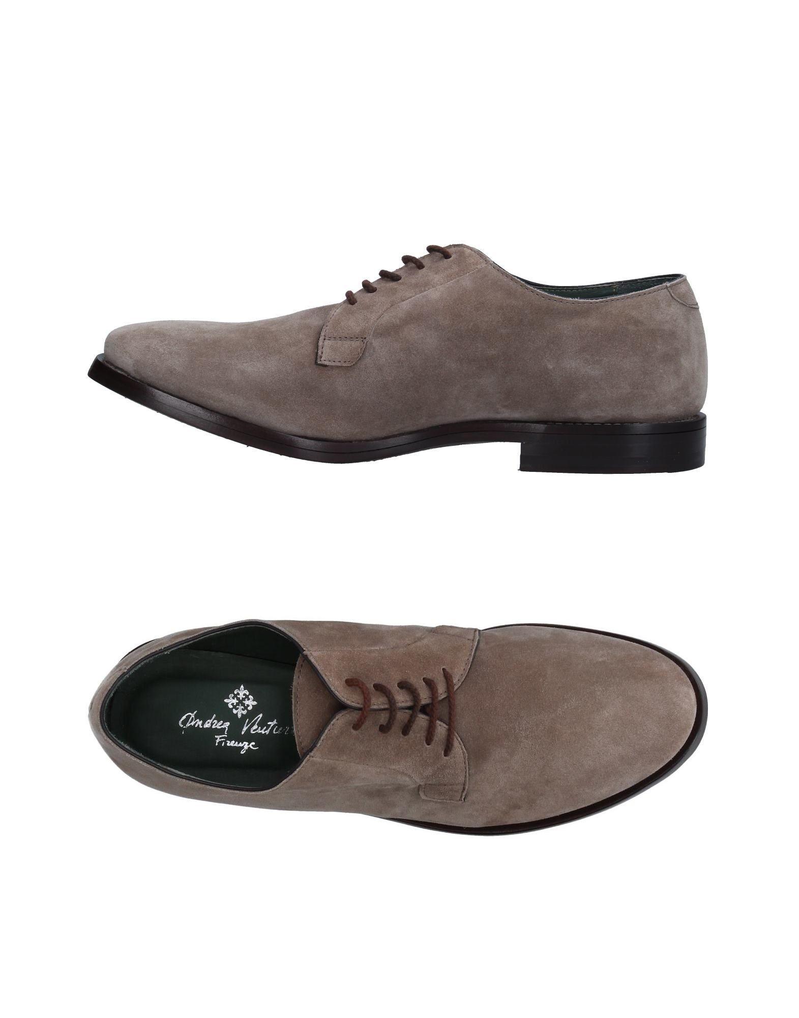 Andrea Ventura Firenze Schnürschuhe Herren  11281010FP Neue Schuhe