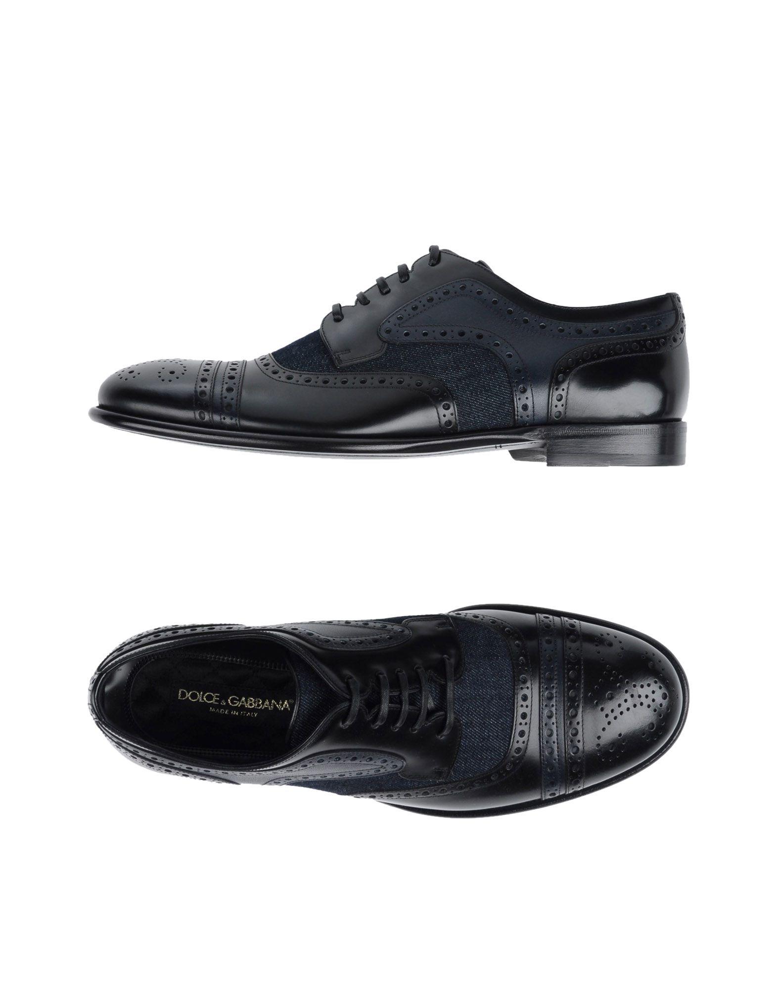 Dolce & Gabbana Schnürschuhe Herren  11281019WV Gute Qualität beliebte Schuhe