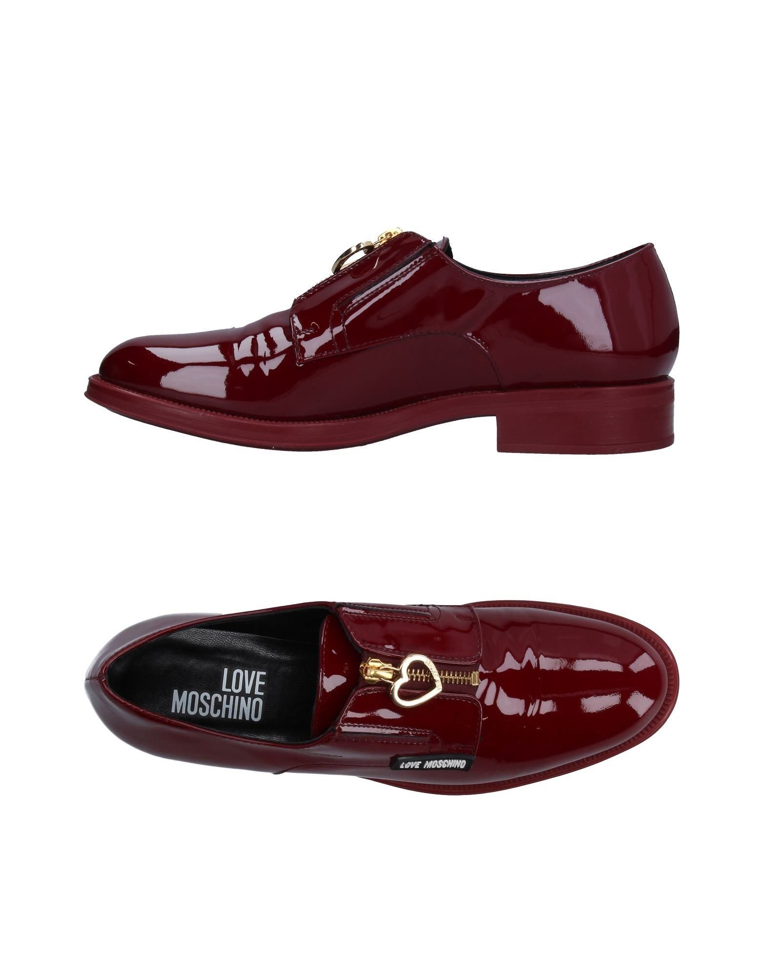 Love  Moschino Mokassins Damen  Love 11281141WJ Neue Schuhe f50d1d