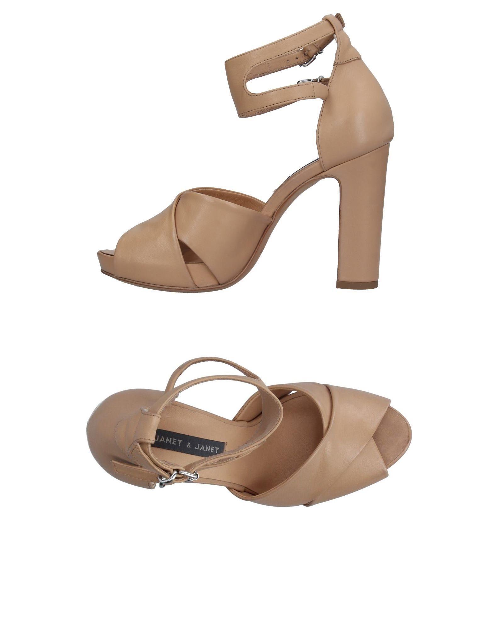 Janet & Janet Sandalen Damen  11281174WI Gute Qualität beliebte Schuhe