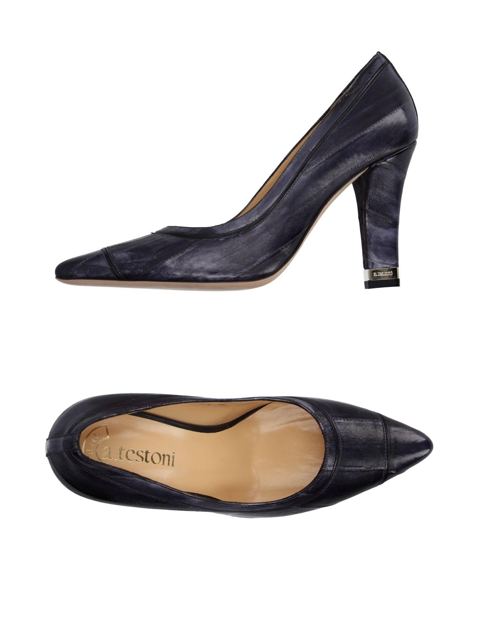Stilvolle billige  Schuhe A.Testoni Pumps Damen  billige 11281318NT 8e8a06