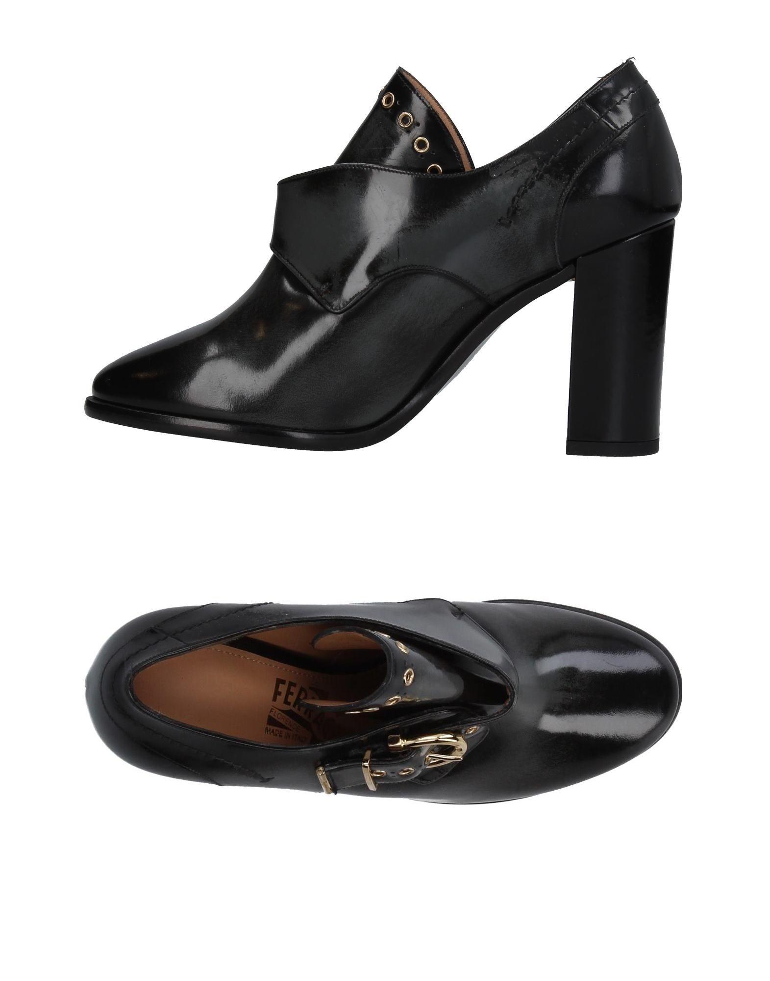 Rabatt Schuhe Salvatore Ferragamo Mokassins Damen  11281352VX