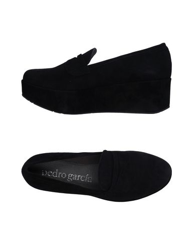 Zapatos Pedro casuales salvajes Mocasín Pedro García Mujer - Mocasines Pedro Zapatos García - 11281644LL Negro f10569