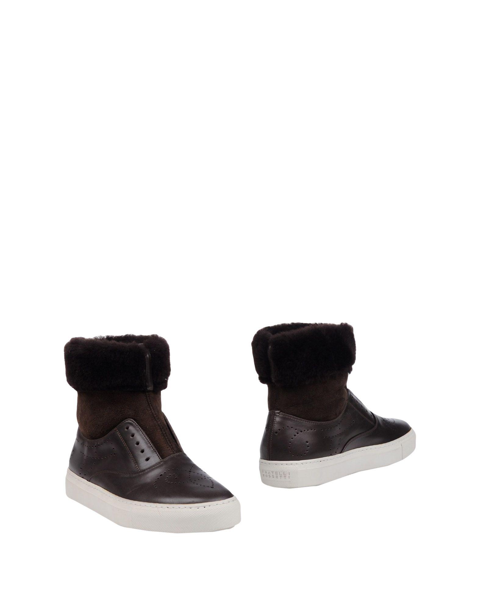 Fratelli Rossetti Stiefelette Damen  11281863UWGut aussehende strapazierfähige Schuhe