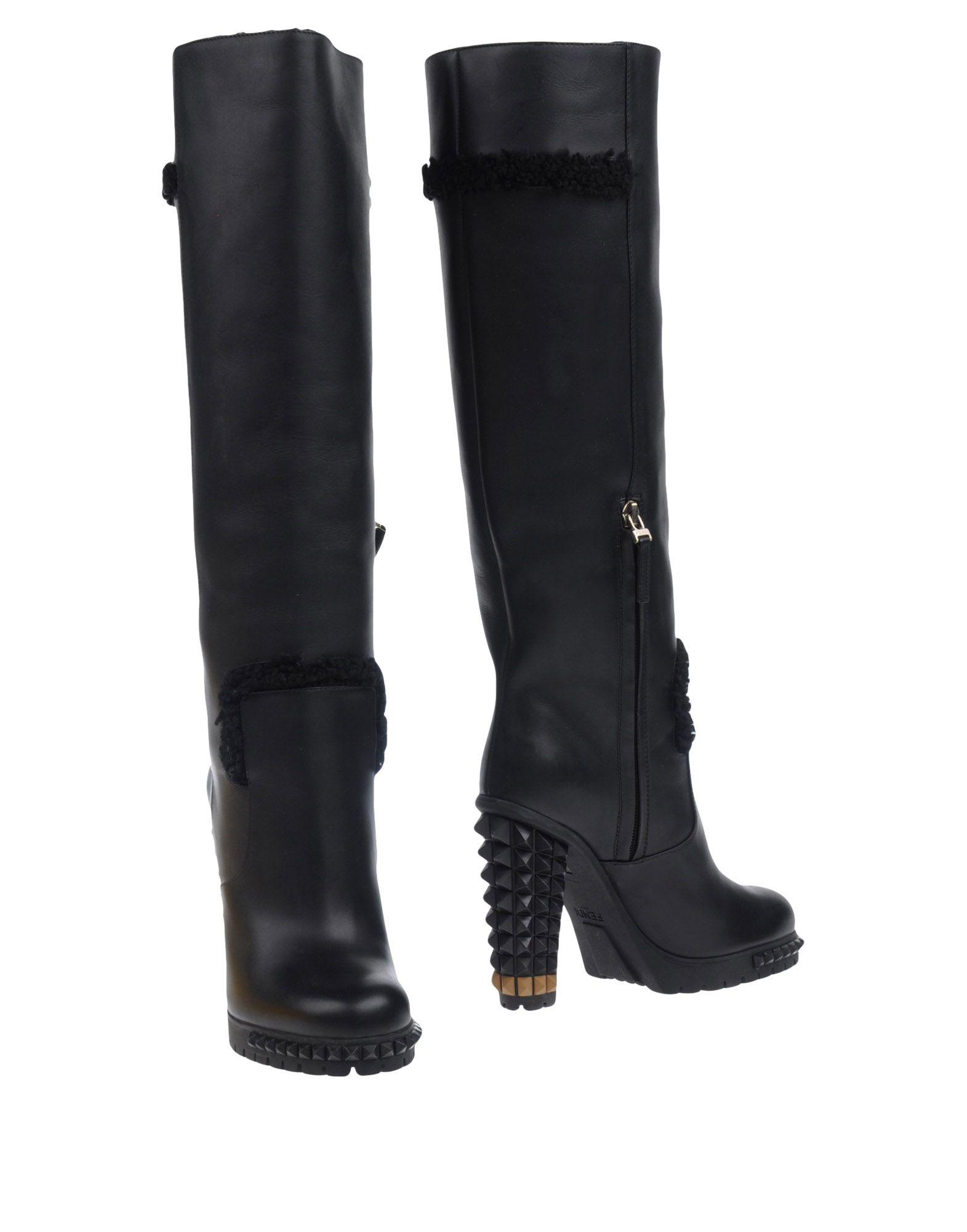 Fendi Stiefel Damen  11282157SUGünstige gut aussehende Schuhe