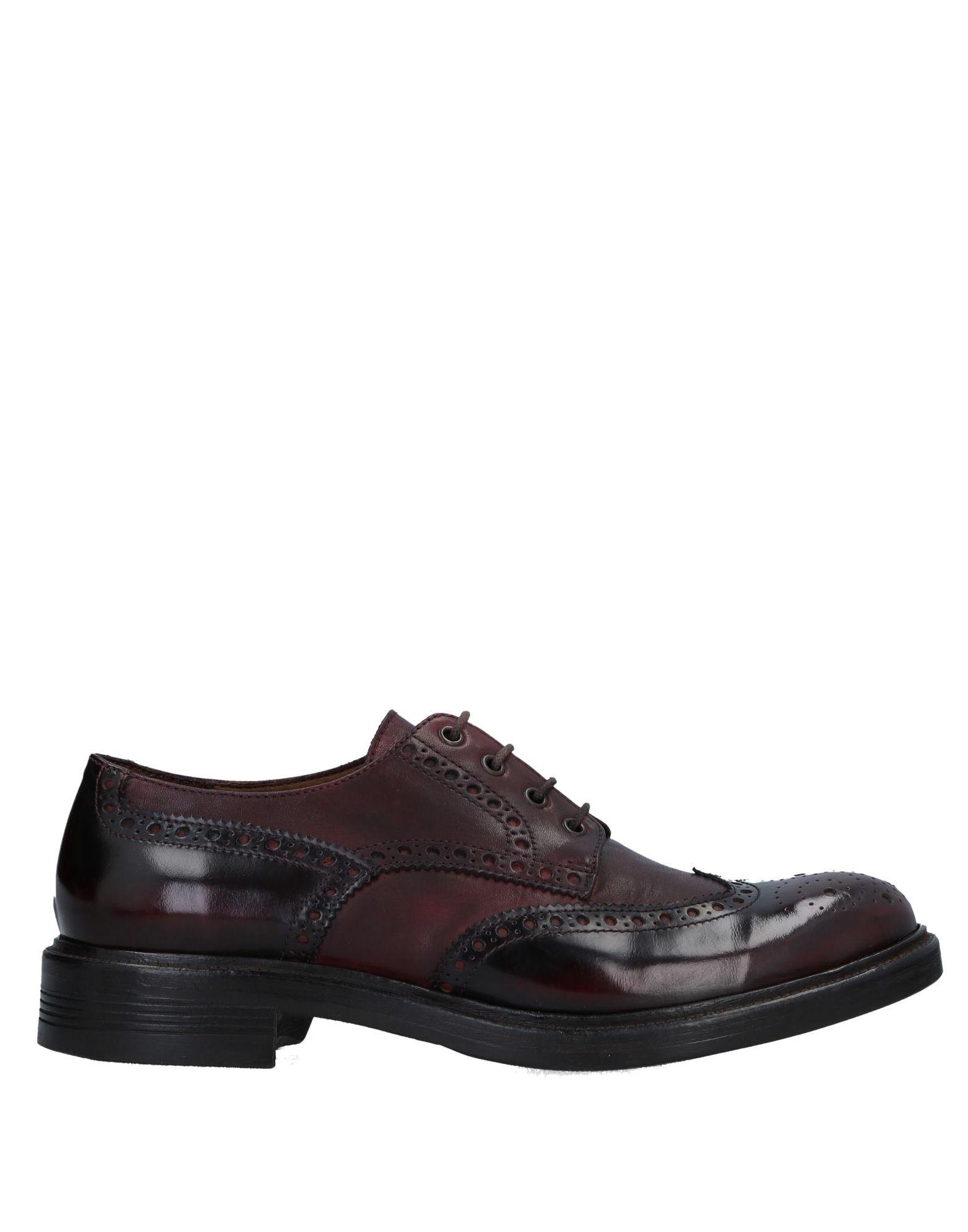 Gut um billige Schuhe zu tragenHundred 100 Schnürschuhe Damen  11282262TM