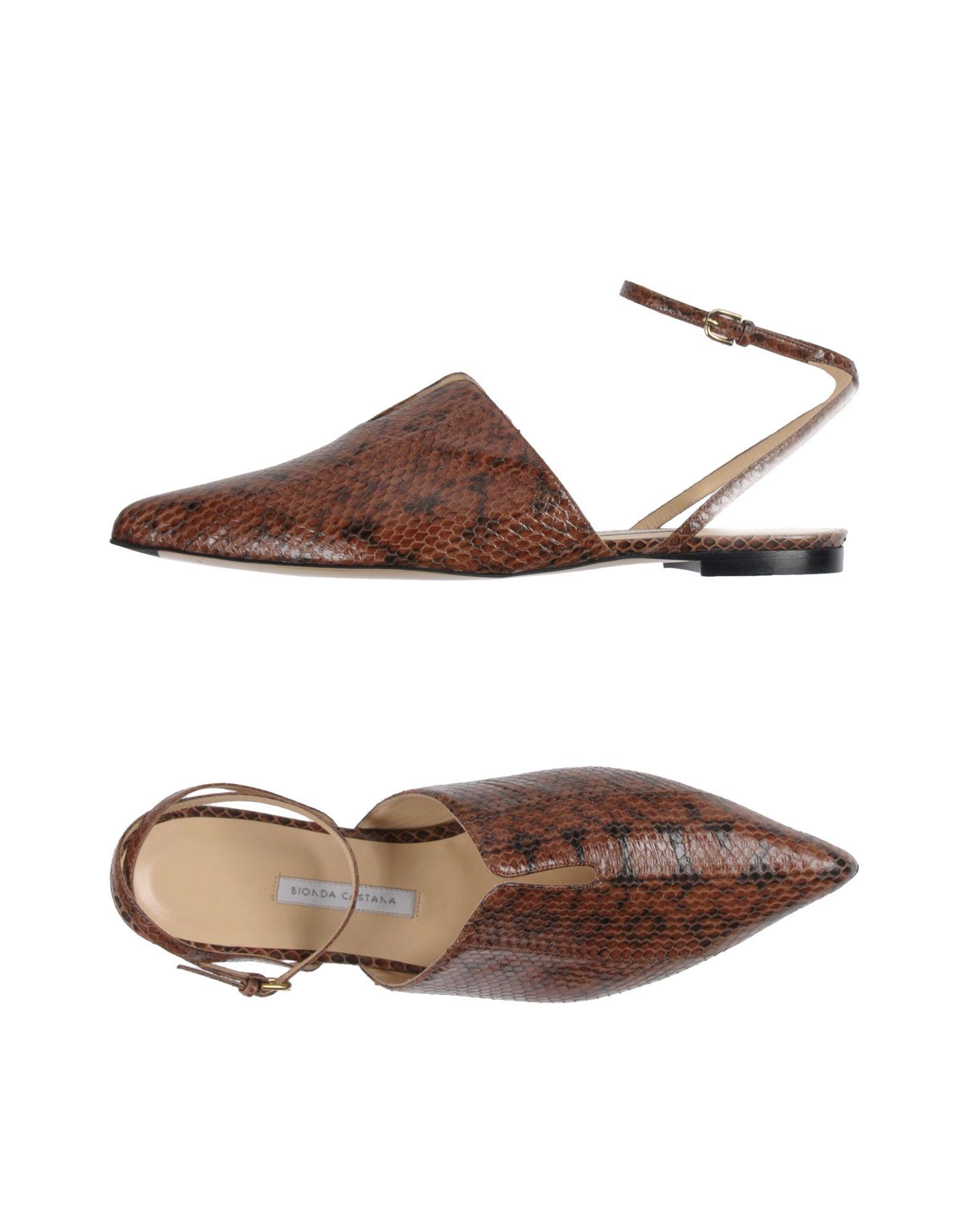 Bionda Castana Ballerinas Damen  11282464DW Gute Qualität beliebte Schuhe