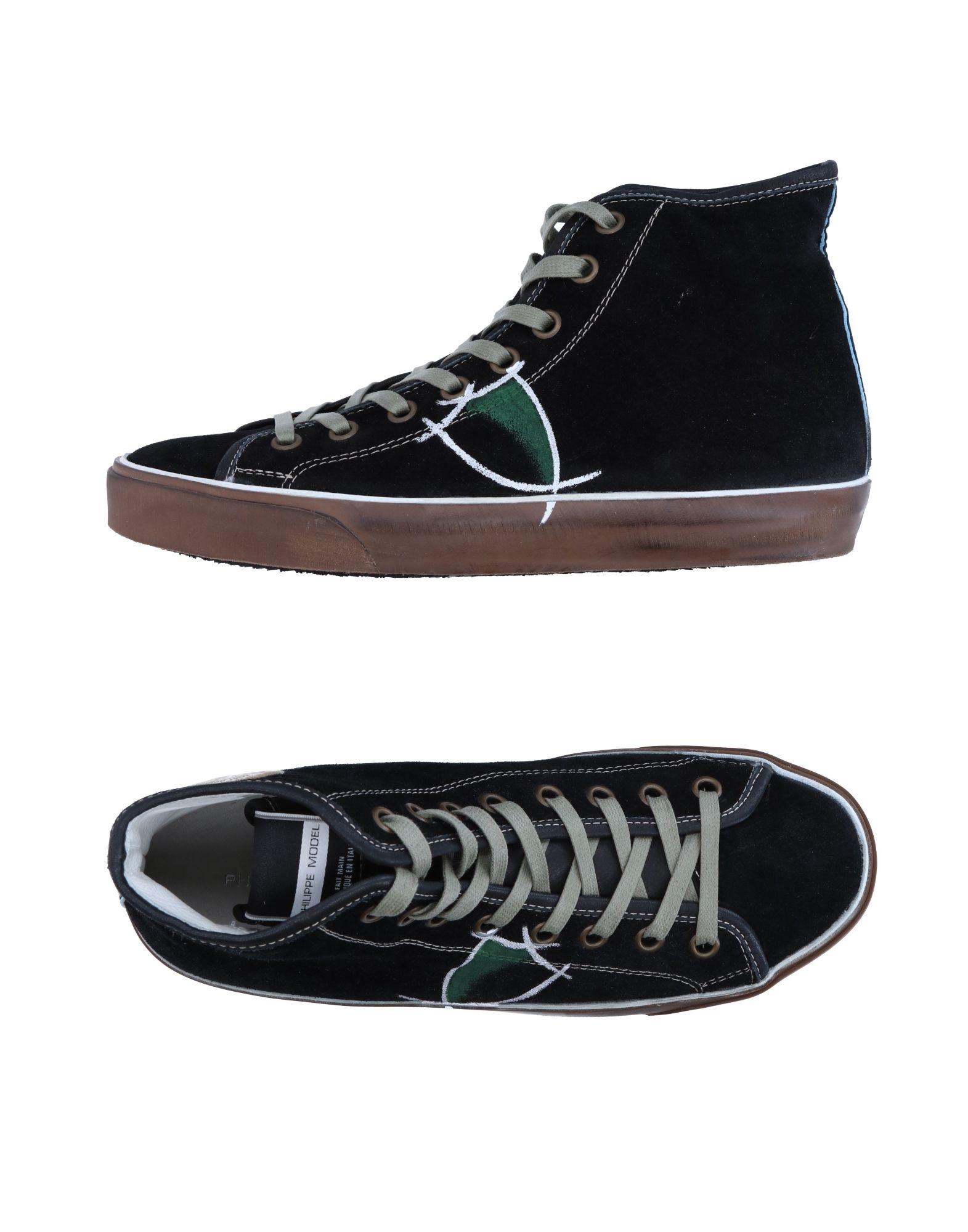 Philippe Philippe Philippe Model Sneakers Herren  11282478EI Gute Qualität beliebte Schuhe bab8b1