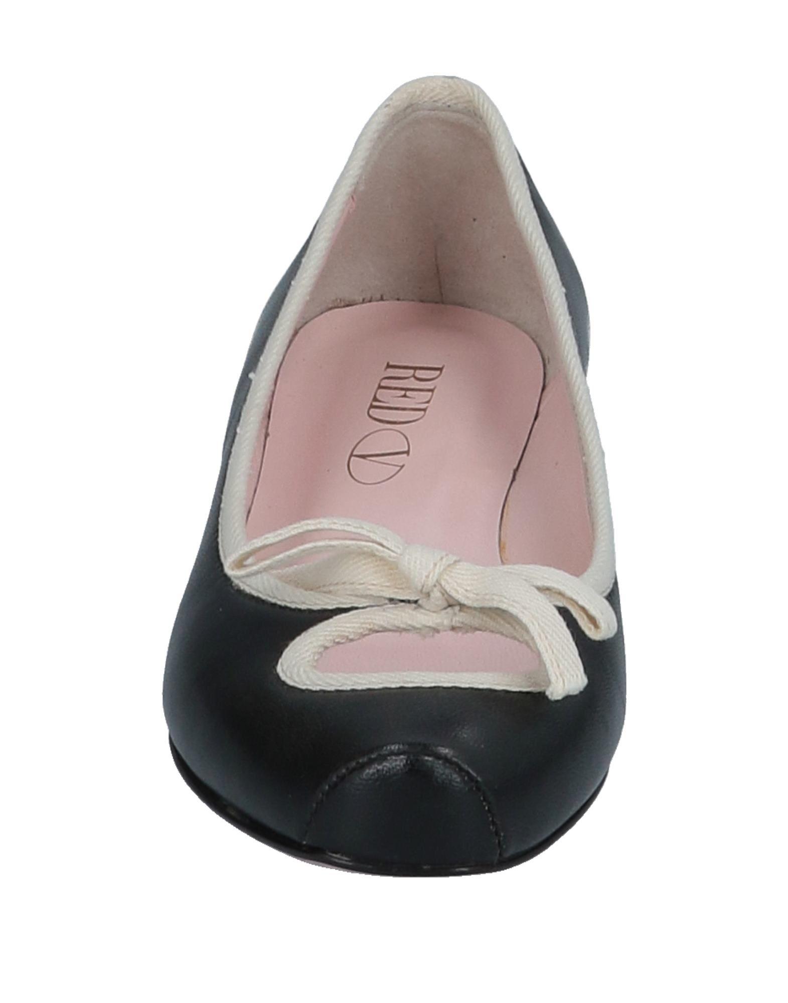 11282538WA Red(V) Ballerinas Damen  11282538WA  4e35d3